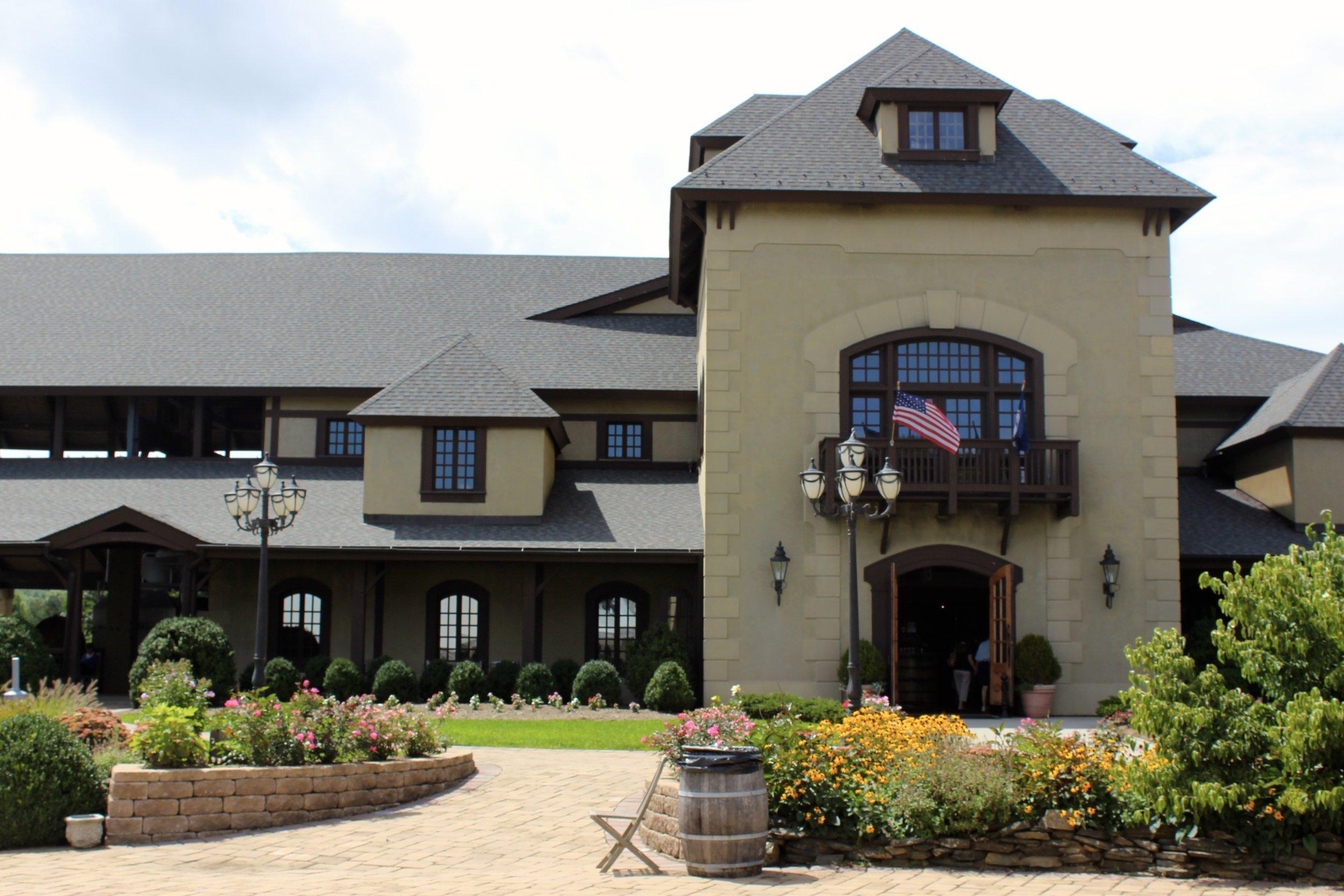 Chateau Morrisette Winery
