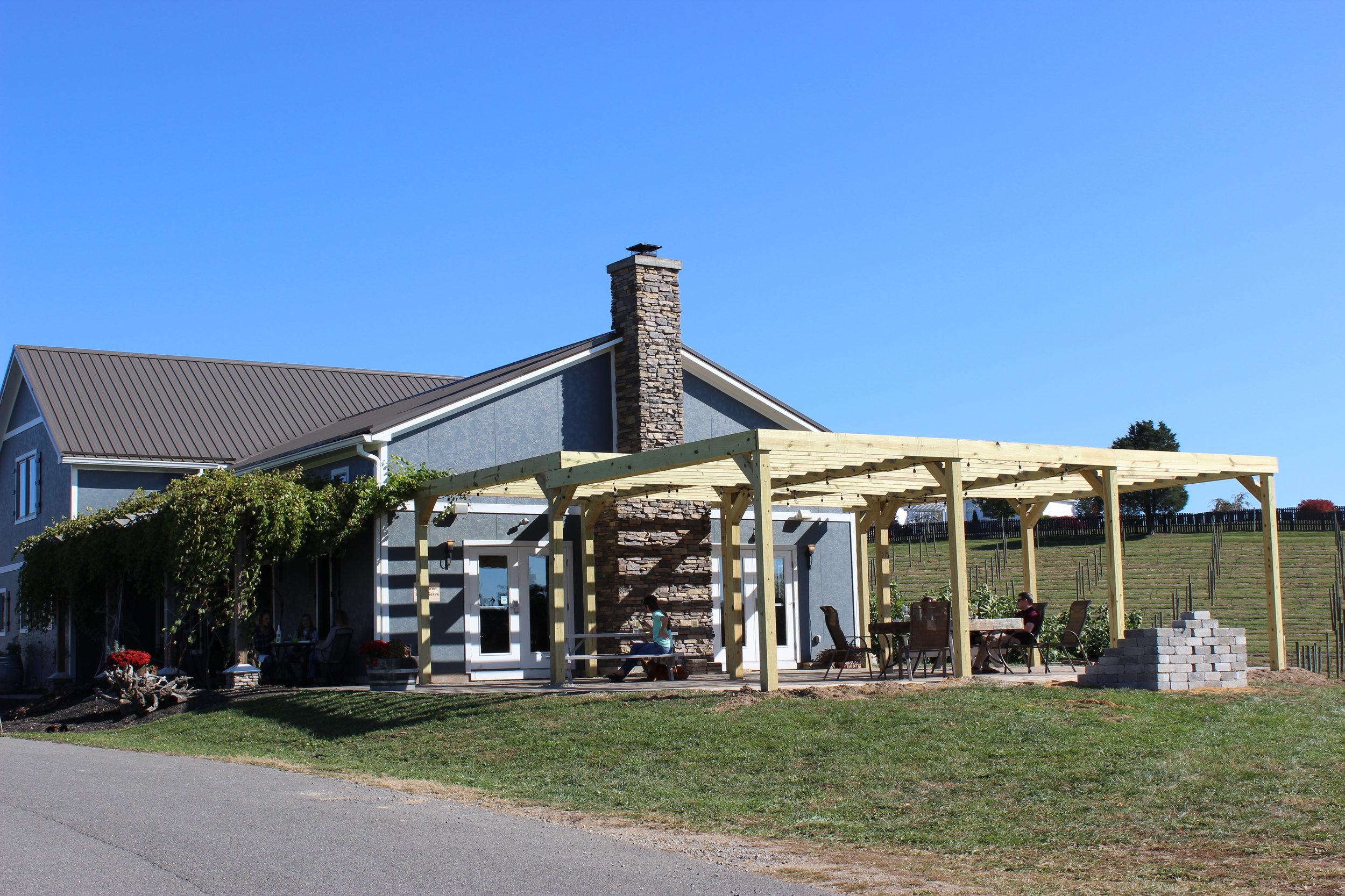 White Barrel Winery