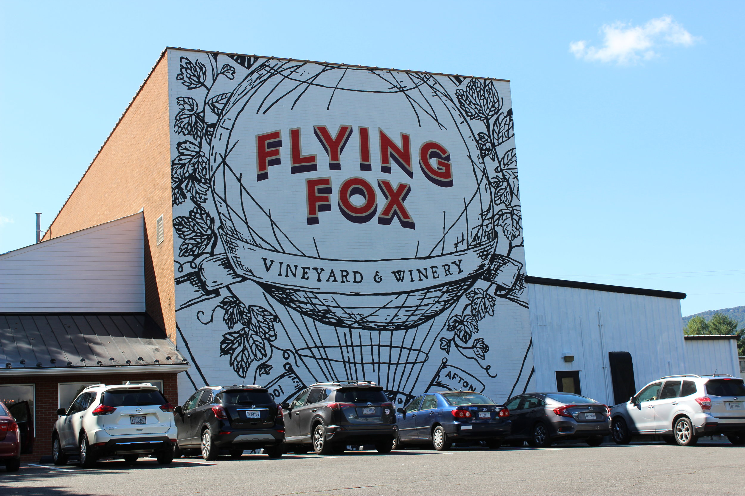 Flying Fox Vineyard