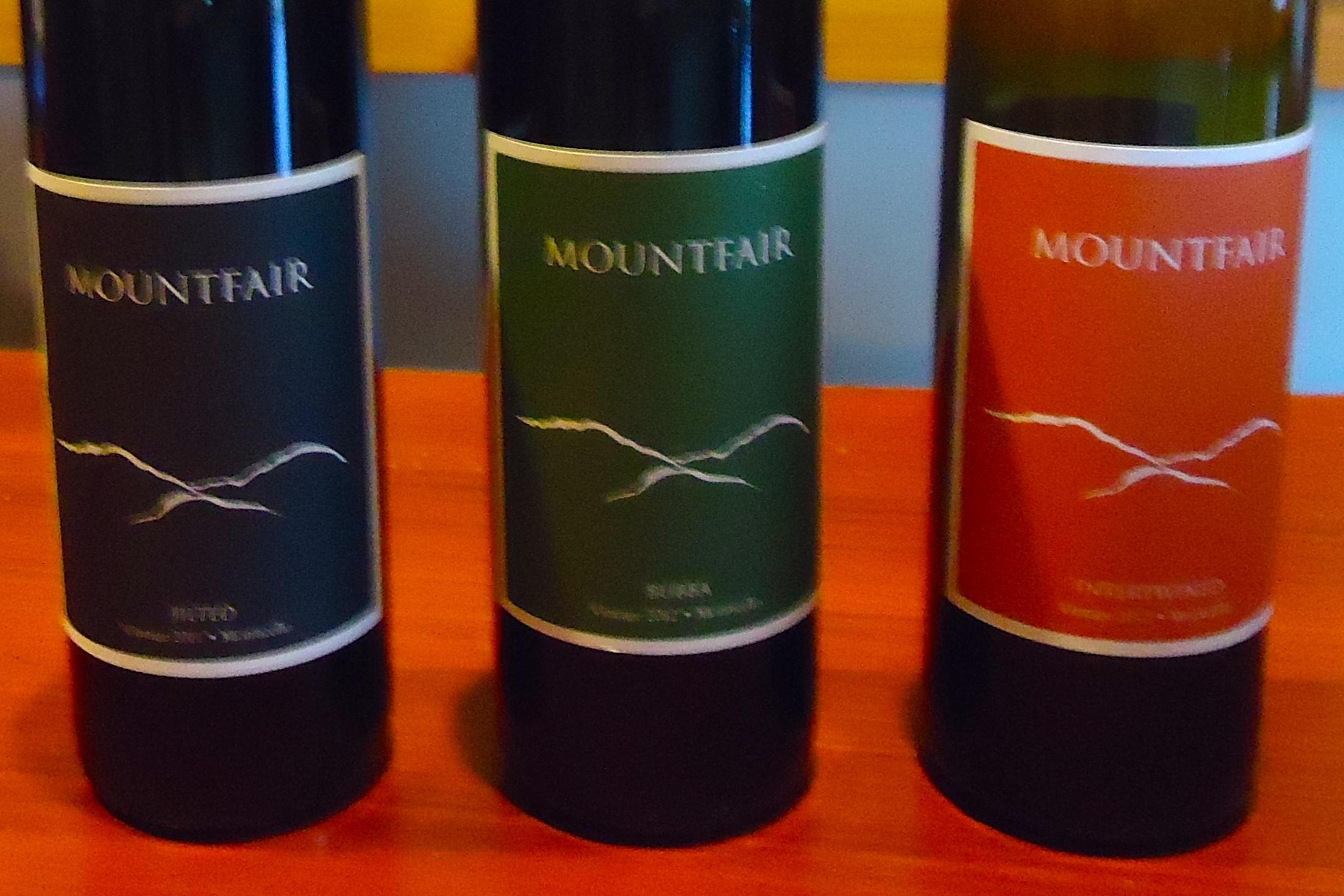 Mountfair Vineyards