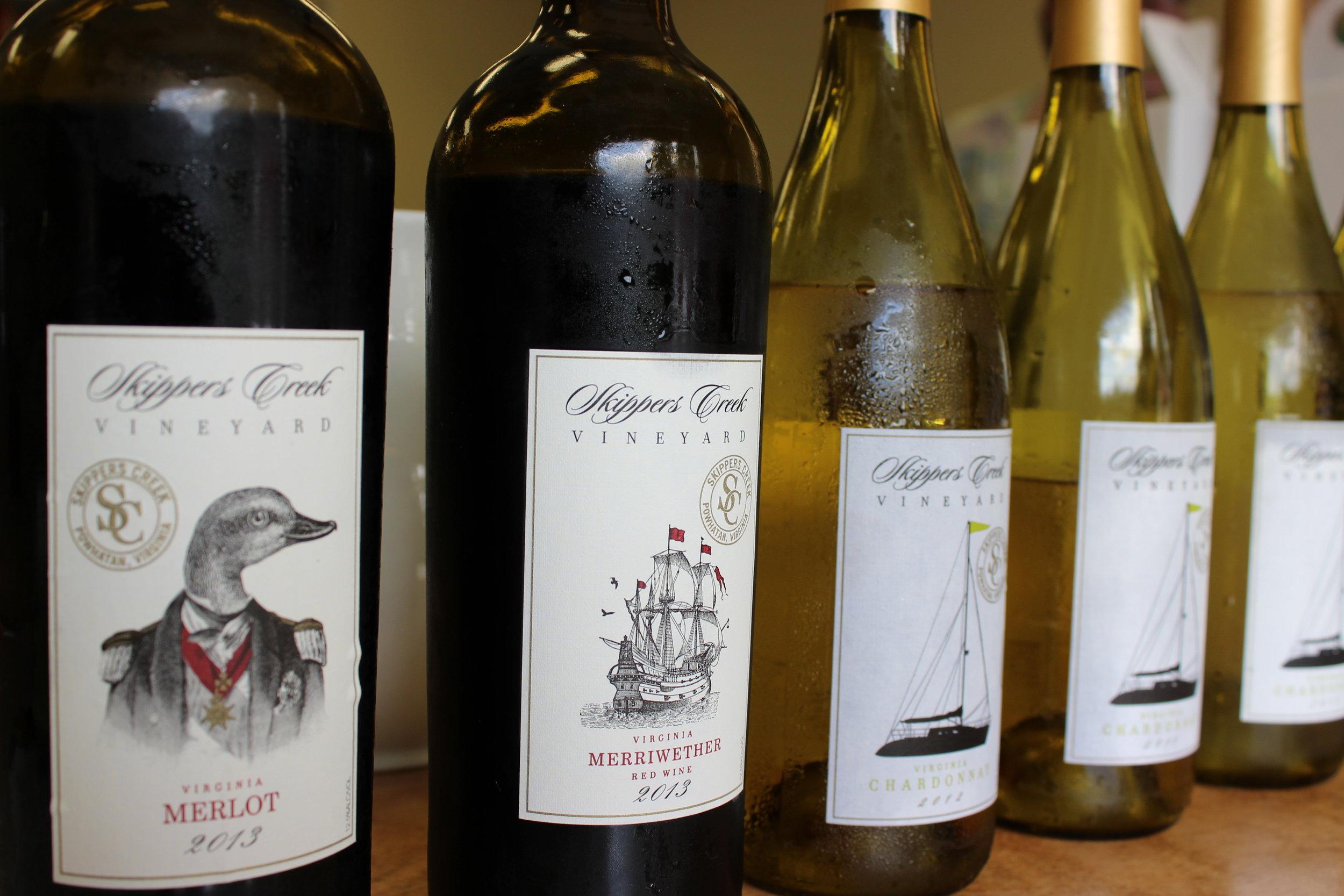 Skipper's Creek Vineyard