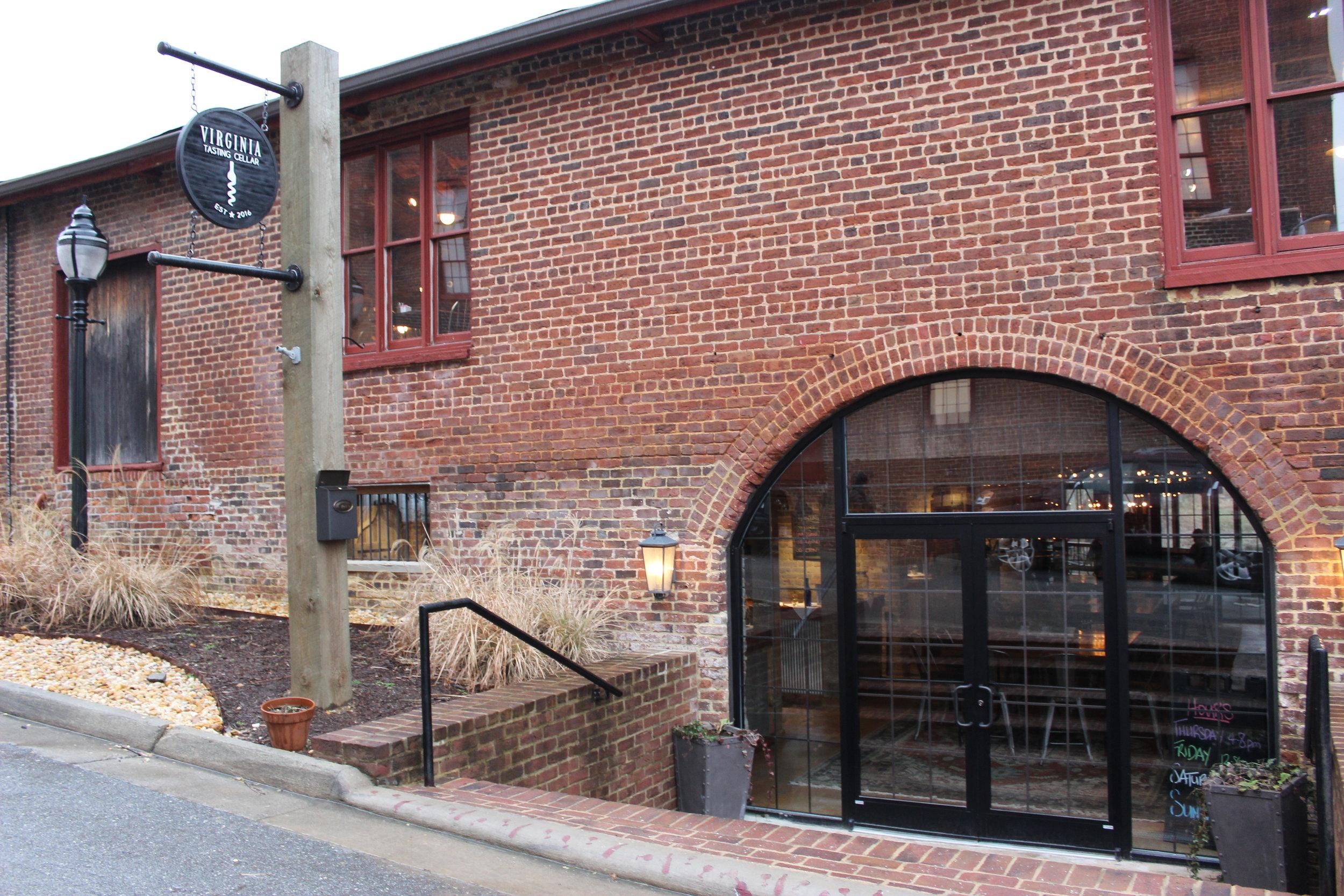 The Virginia Tasting Cellar