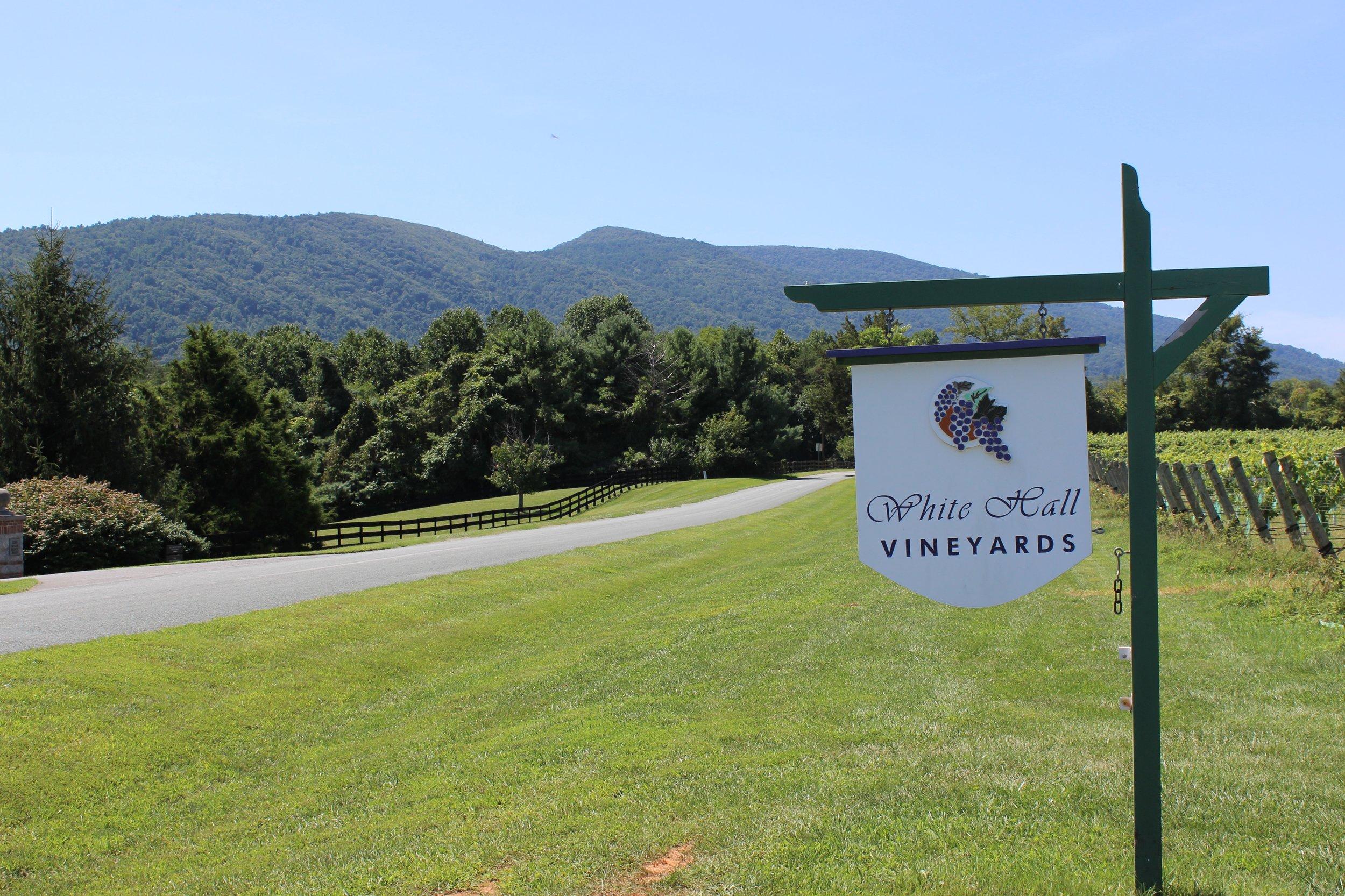 White Hall Vineyards