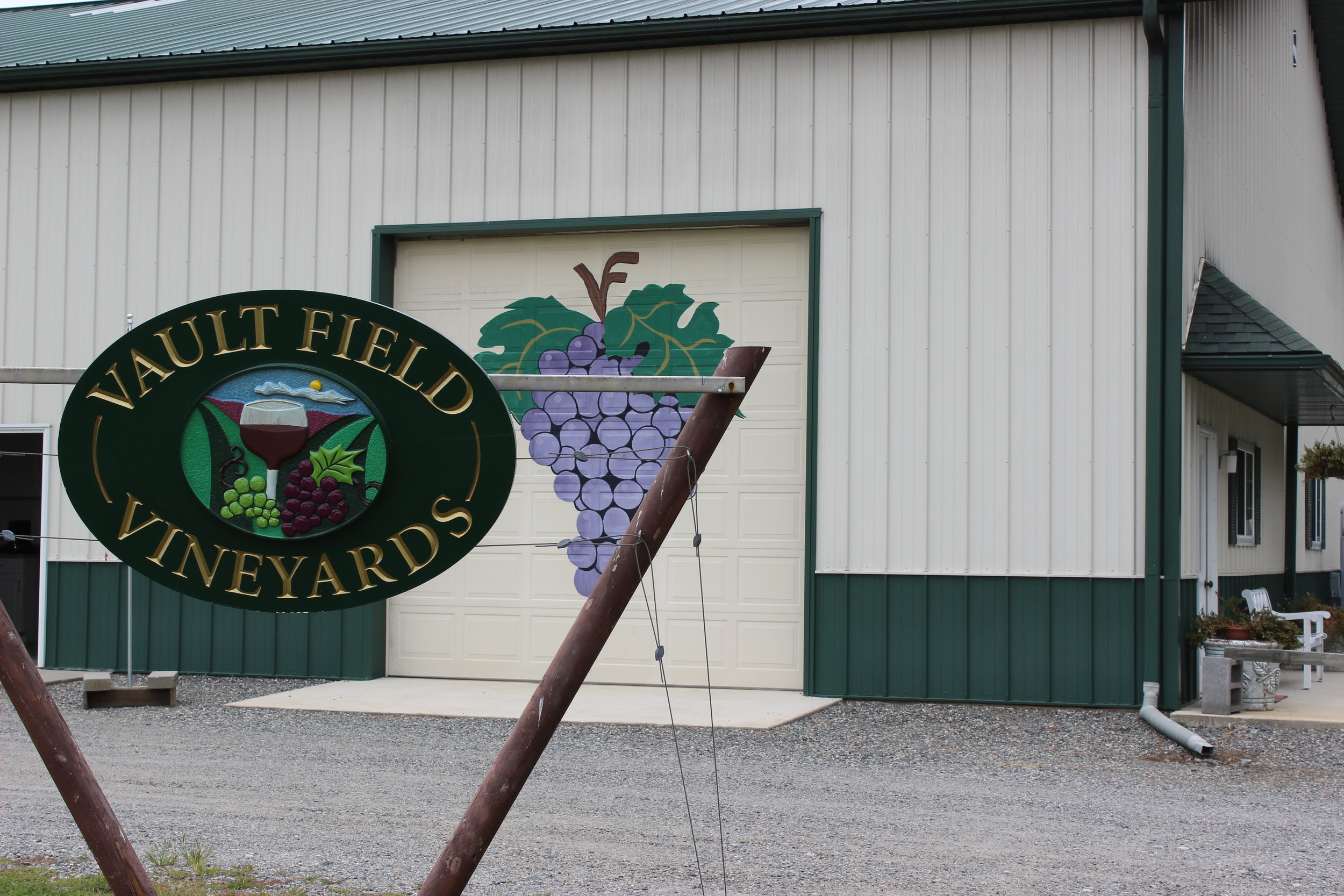 Vault Field Vineyards