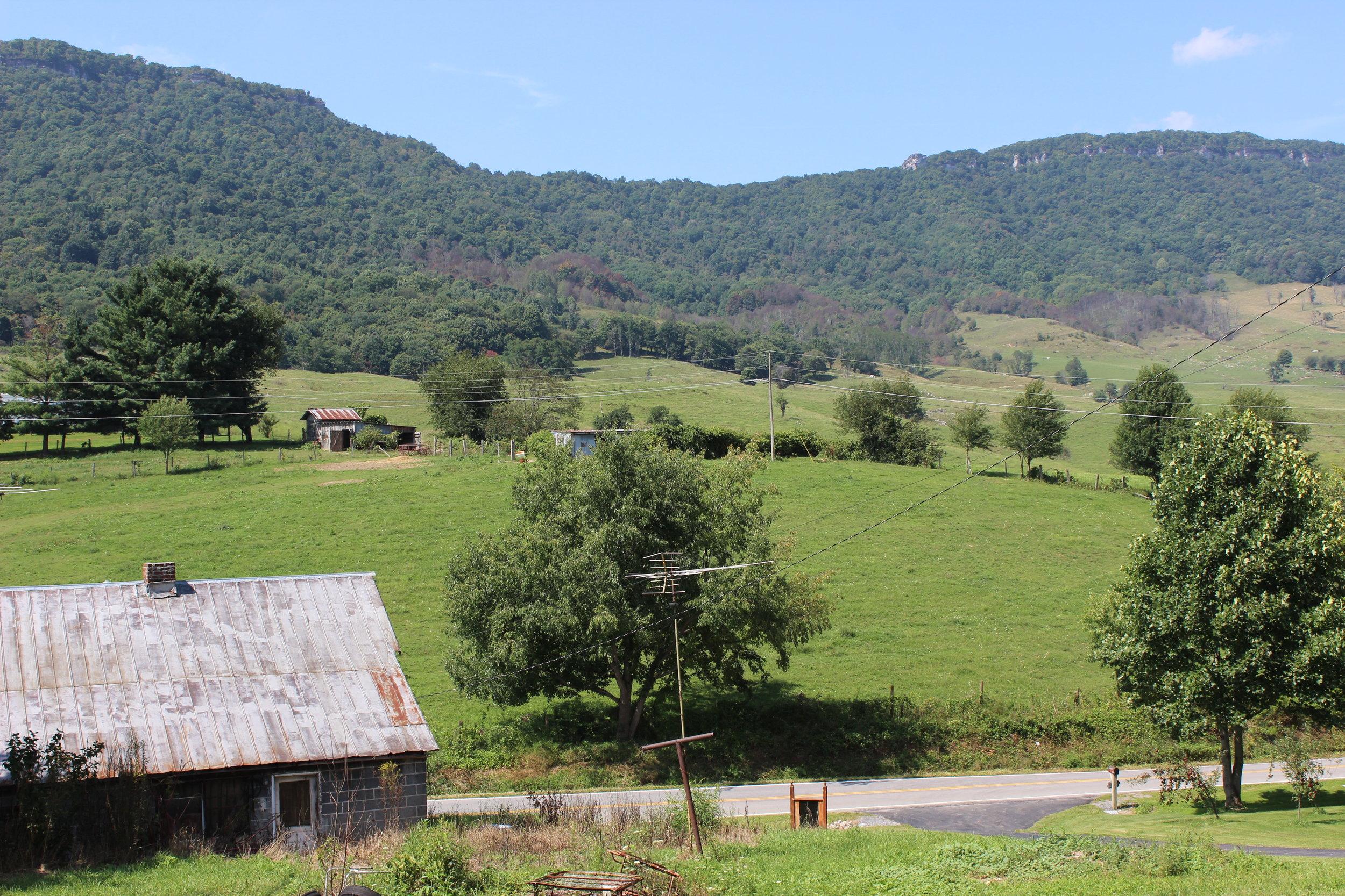 Heart of Appalachia REgion