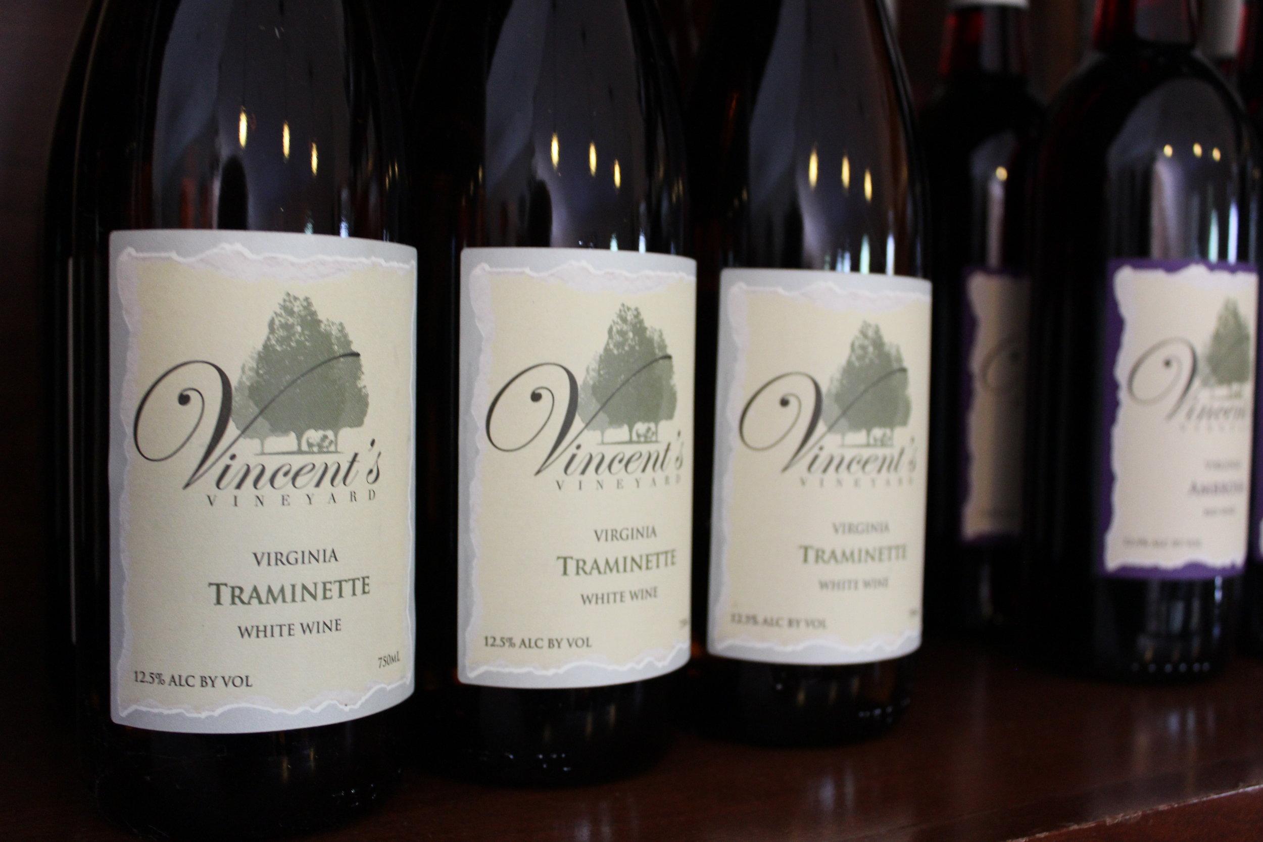Vincent's Vineyard