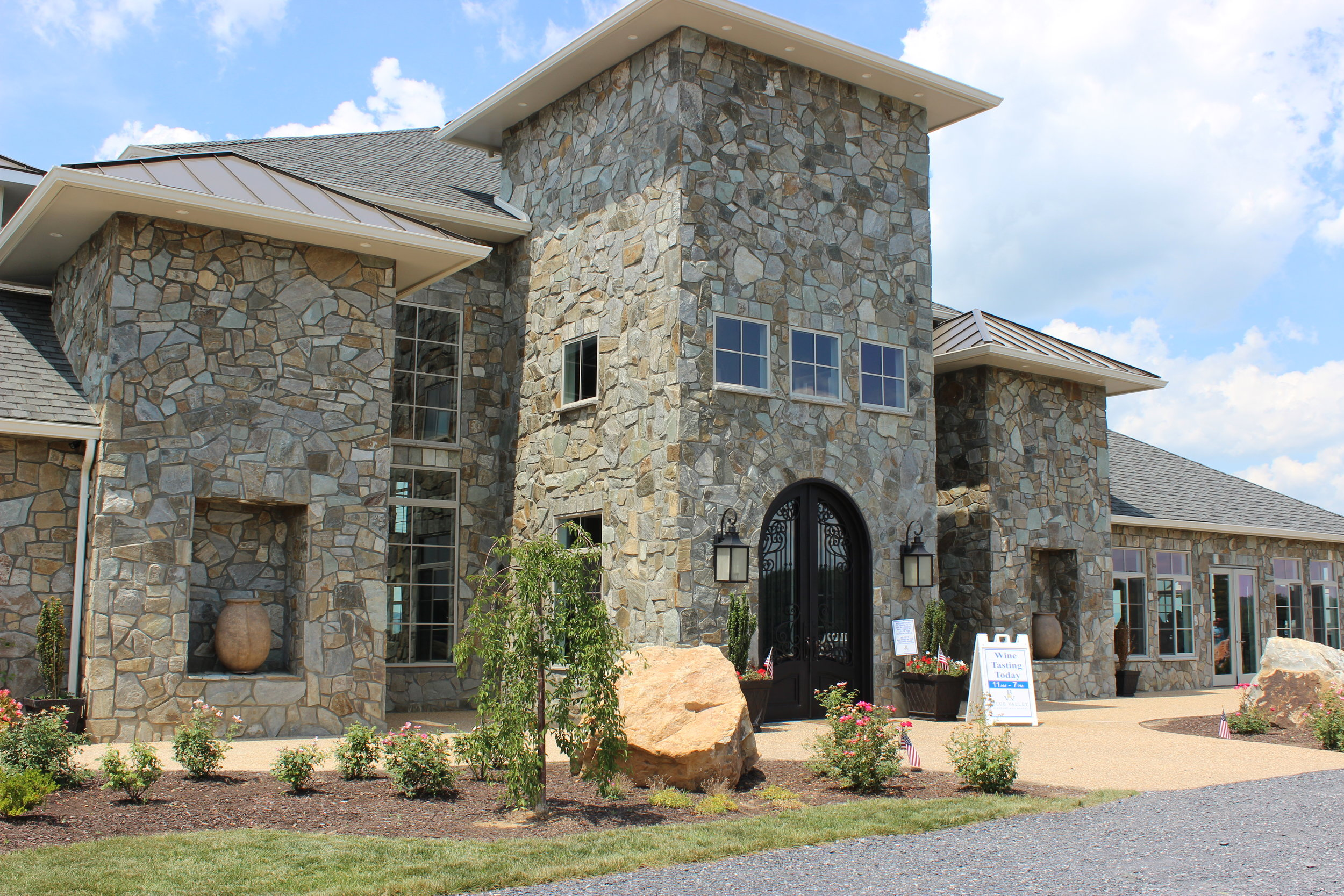 Blue Valley Vineyard and Winery
