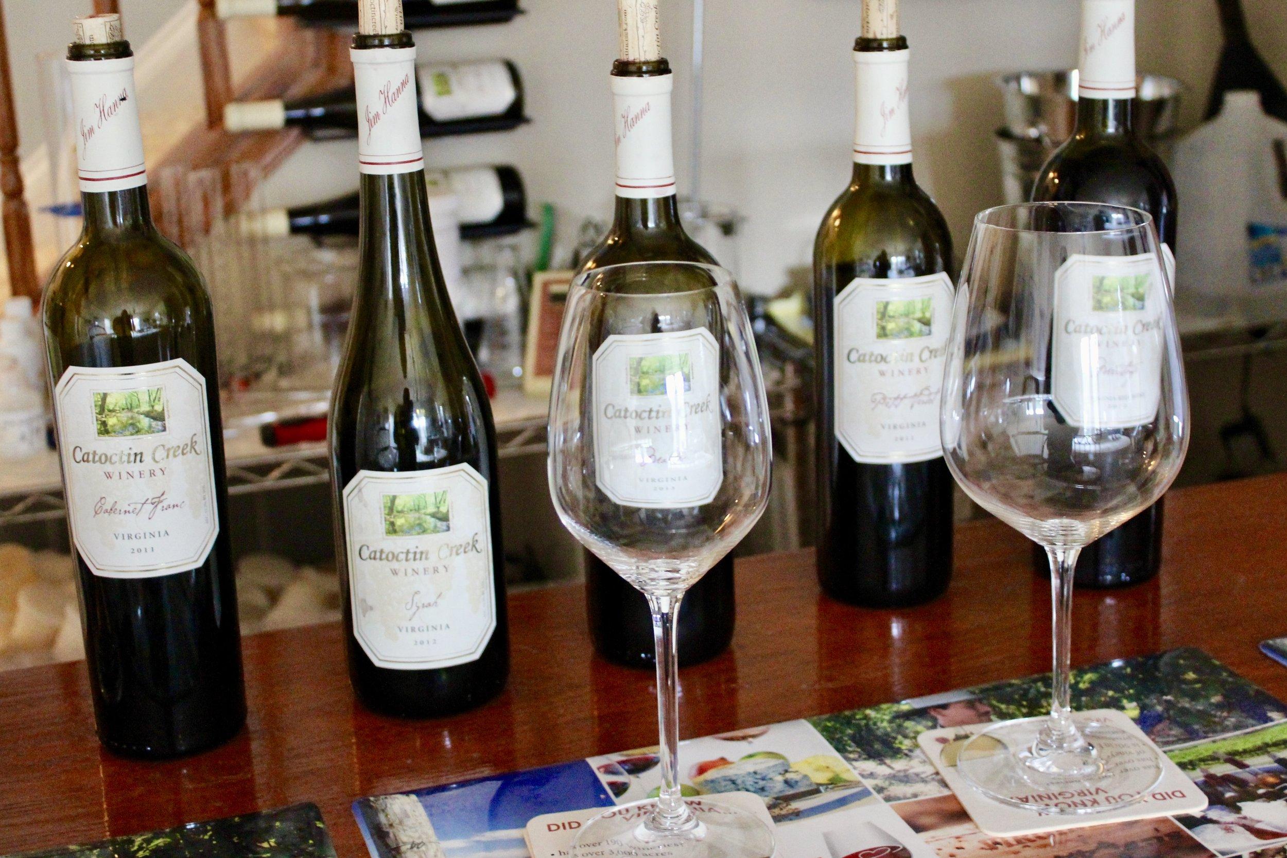 Catoctin Creek Winery