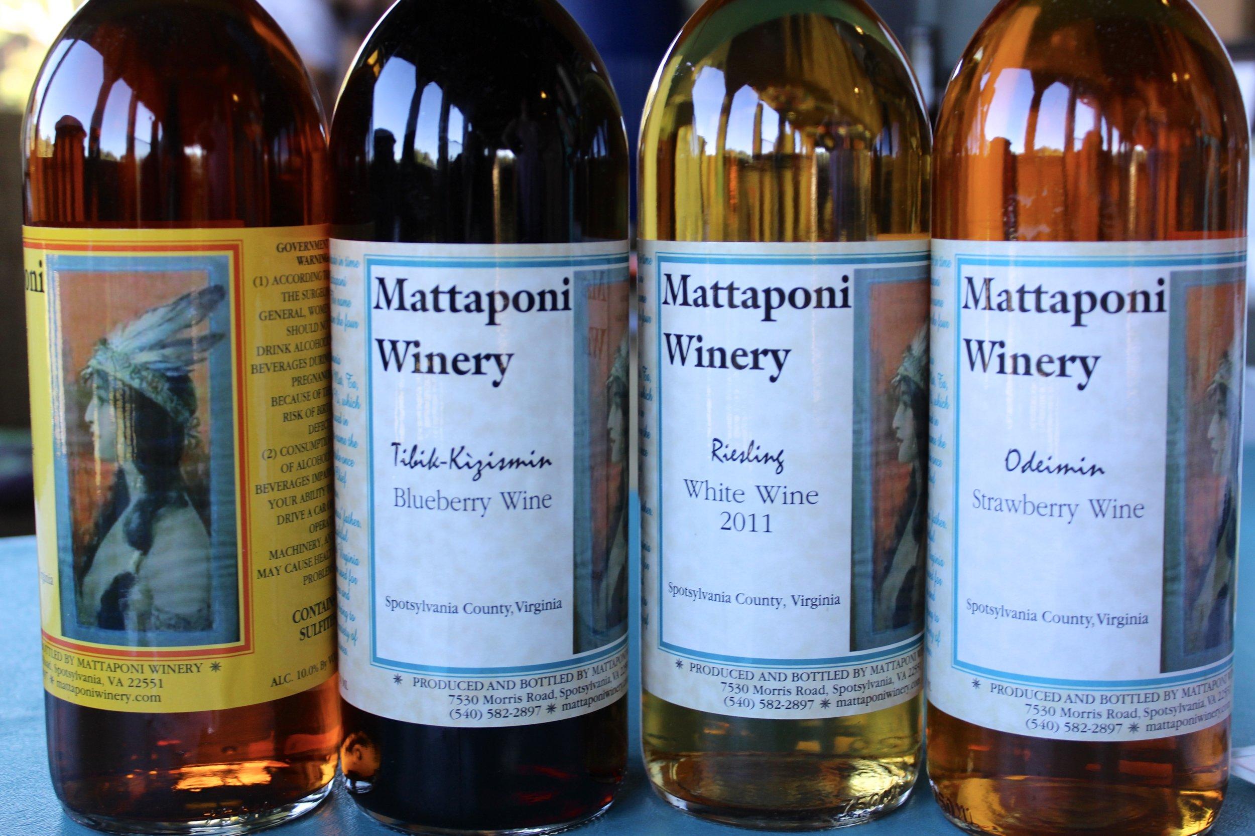 Mattaponi Winery