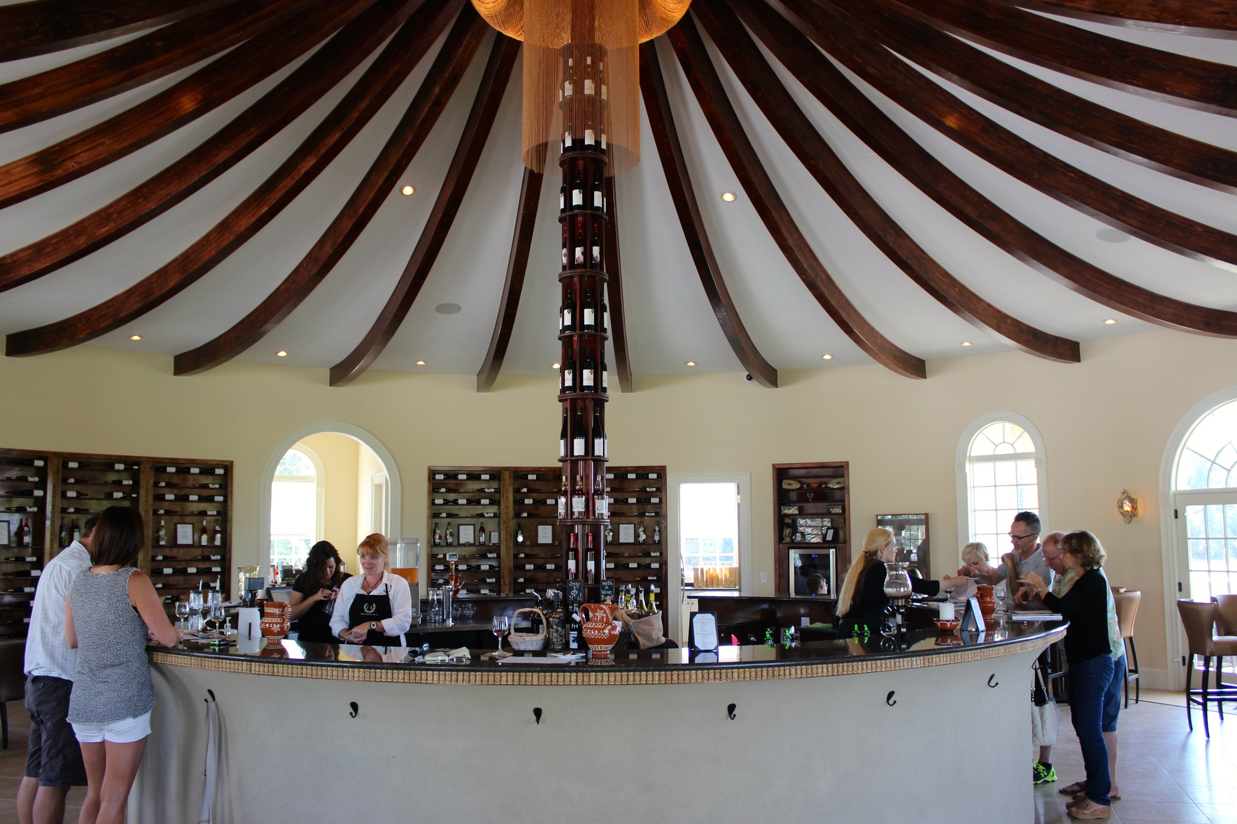 Morais Vineyards and Winery