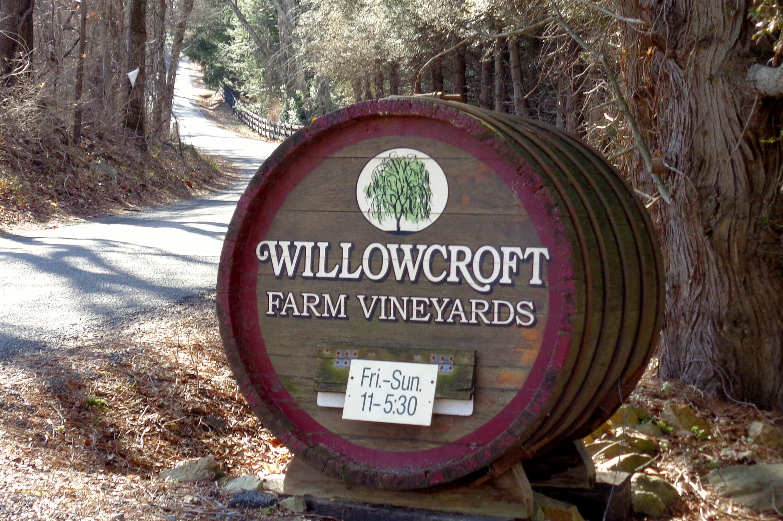 Willowcroft Farm Vineyards
