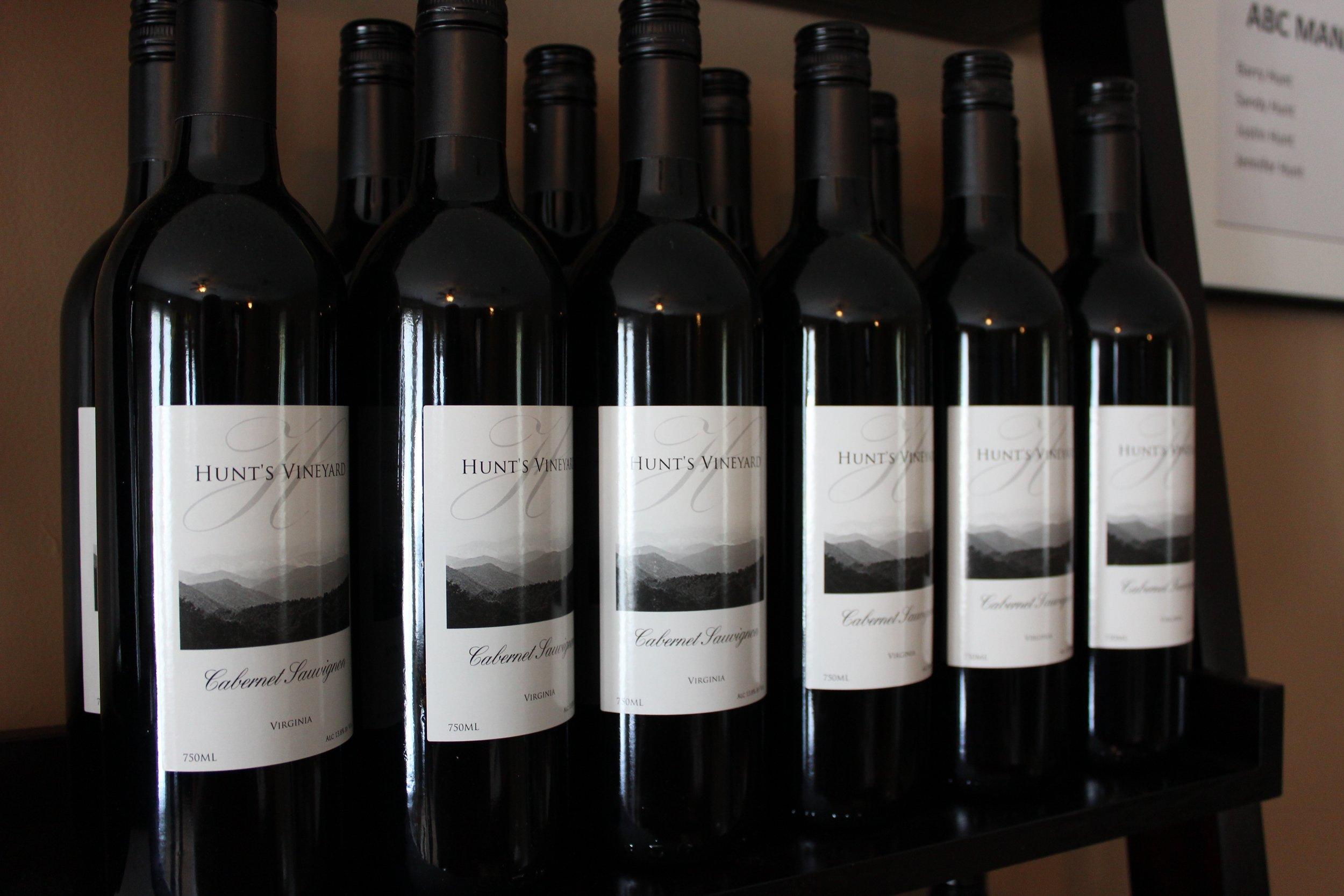Hunts Vineyard