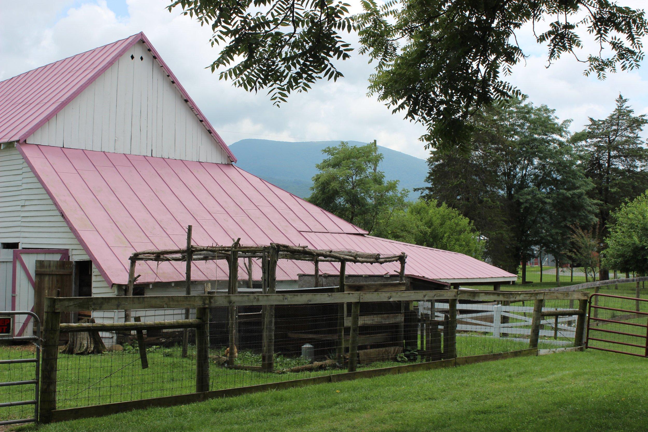 Wisteria Farm and Vineyard