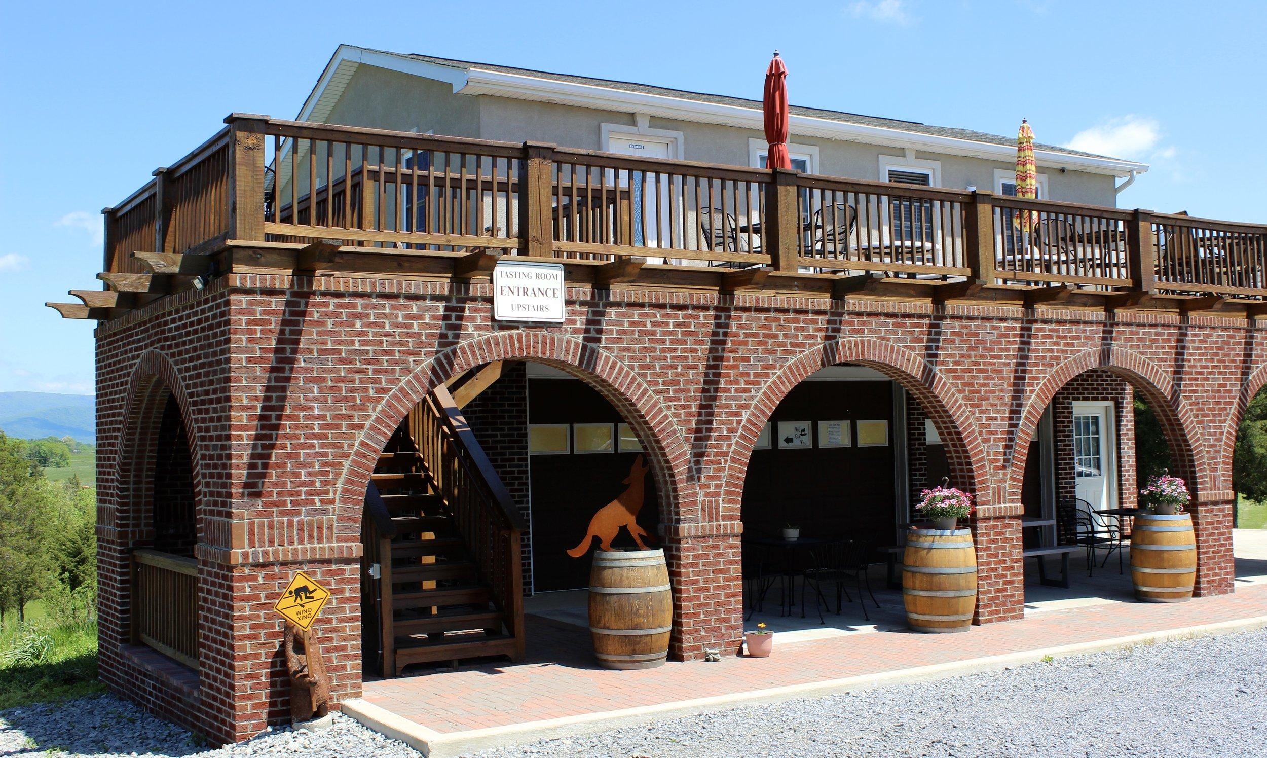 Wolf Gap Vineyard and Winery