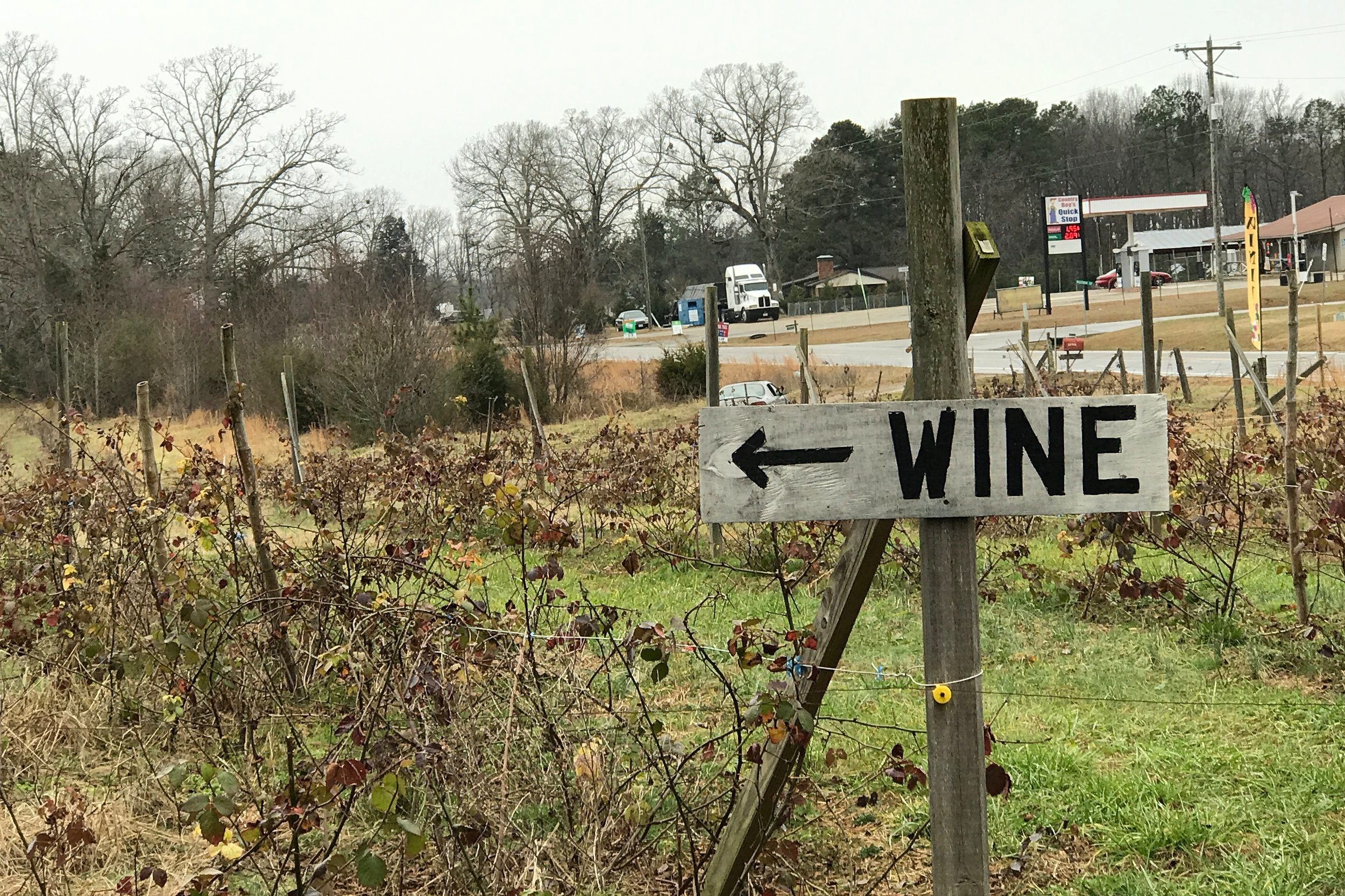 American Way Country Wines