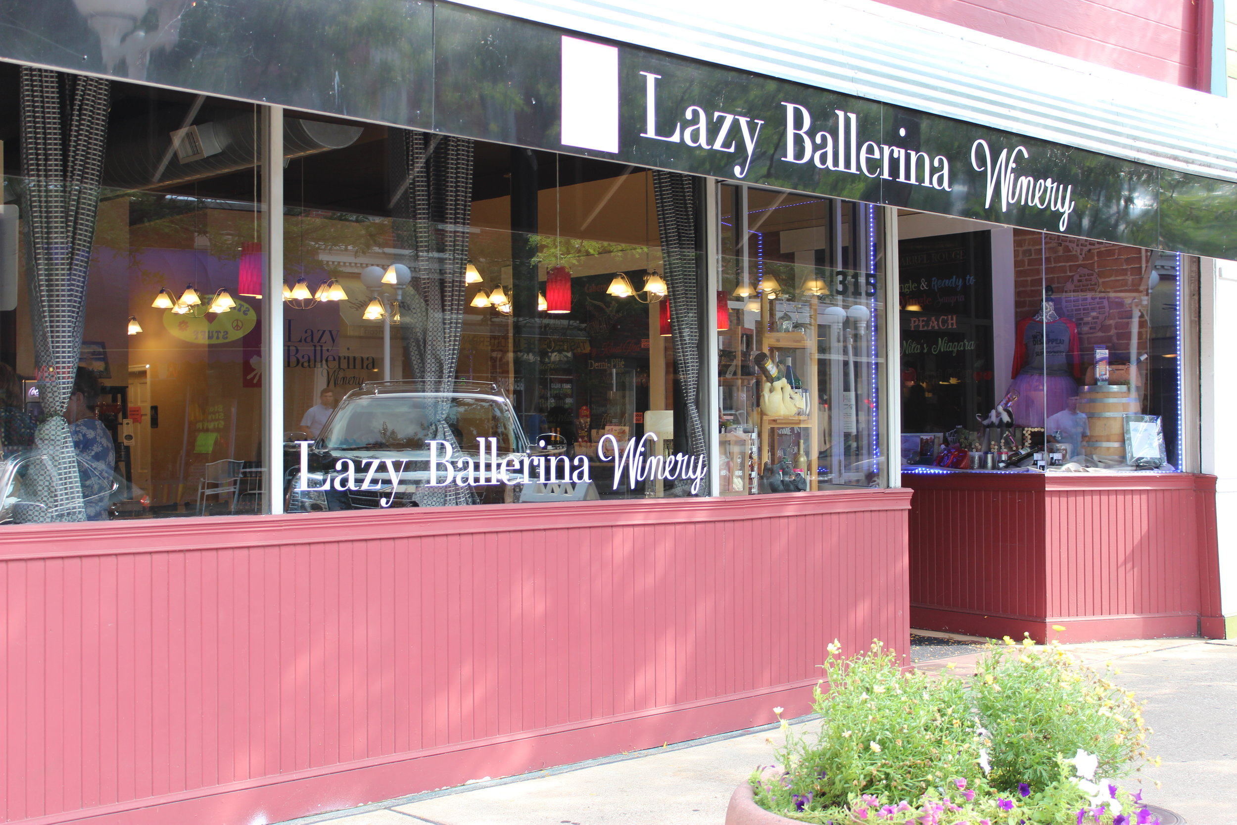 Lazy Ballerina Winery