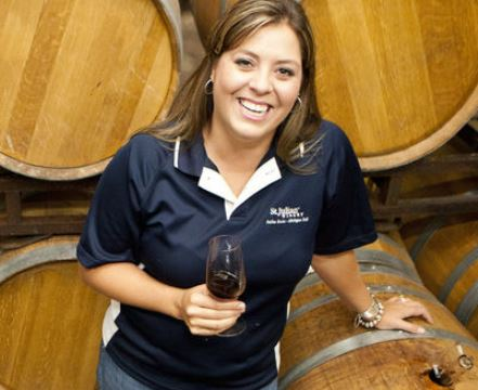 WTM Wine Talk with Nancie Oxley