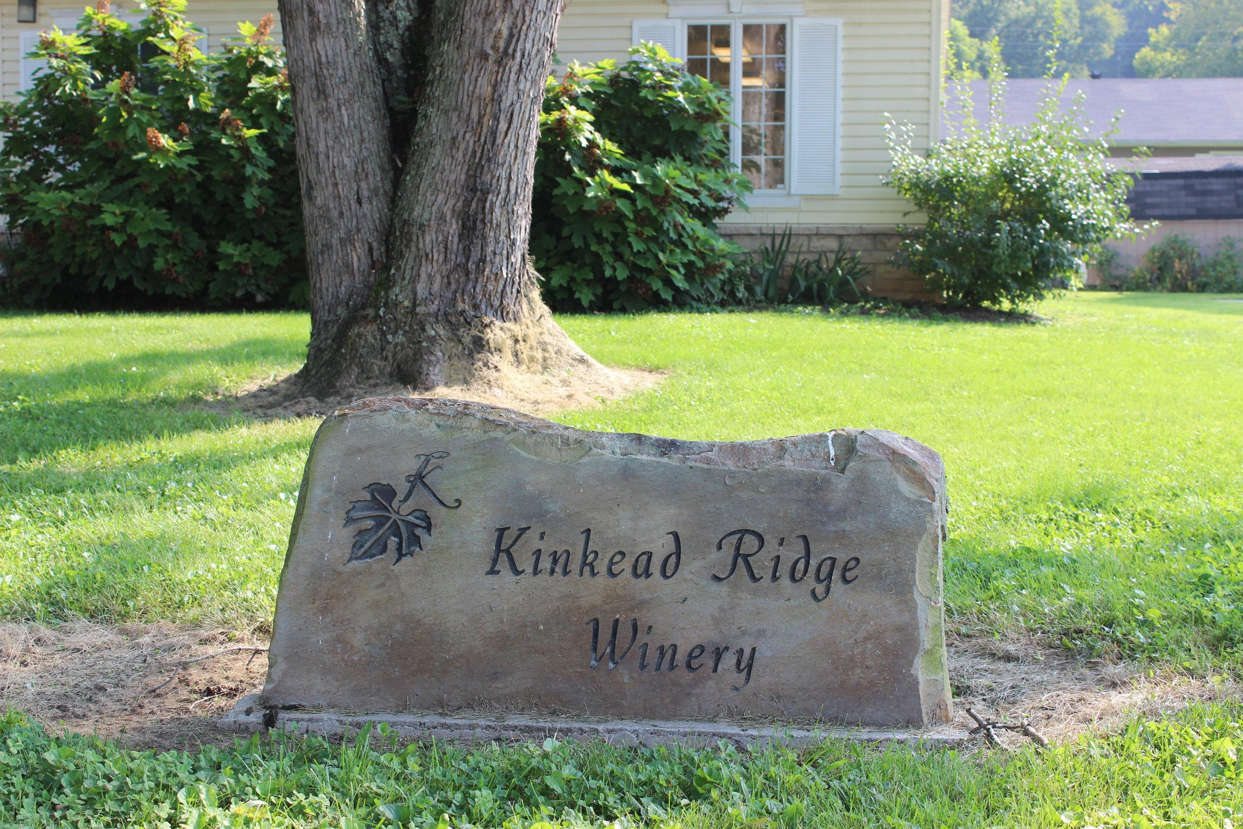 Kinkead Ridge Winery