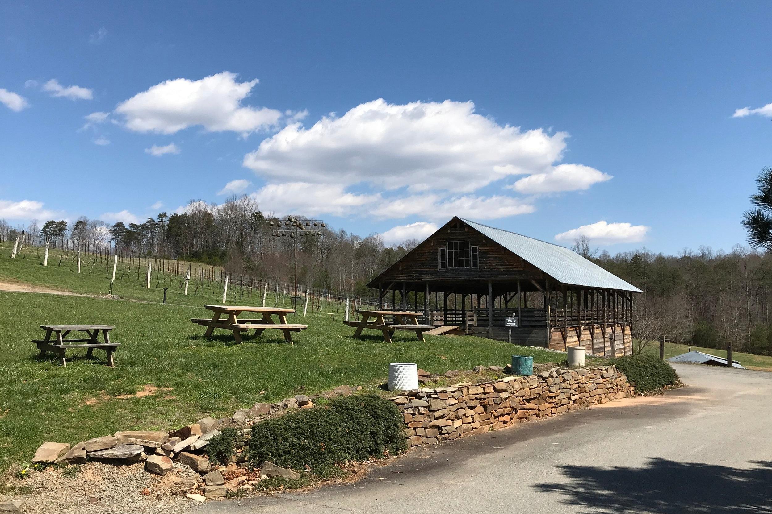 Elkin Creek Vineyard