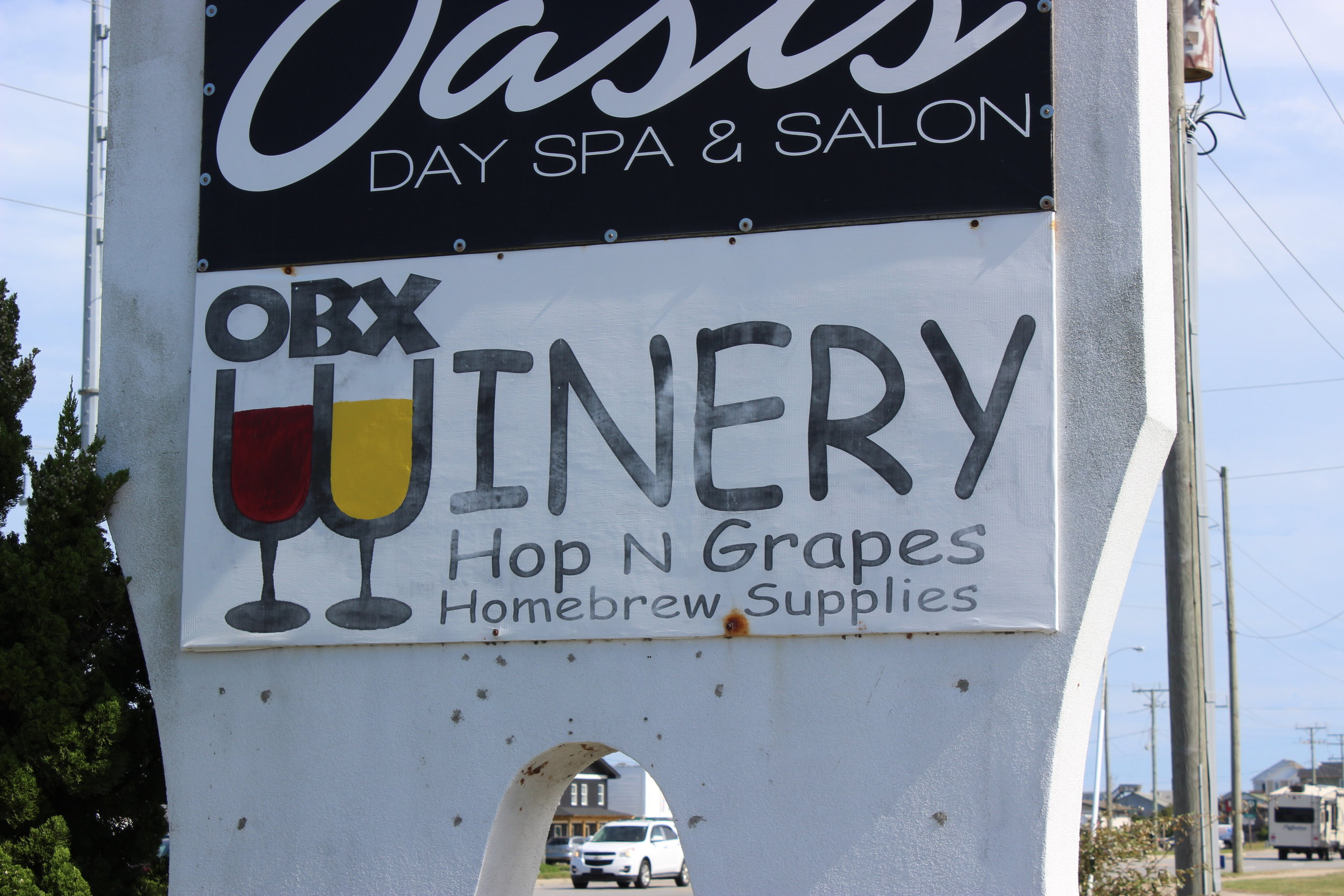 OBX Winery