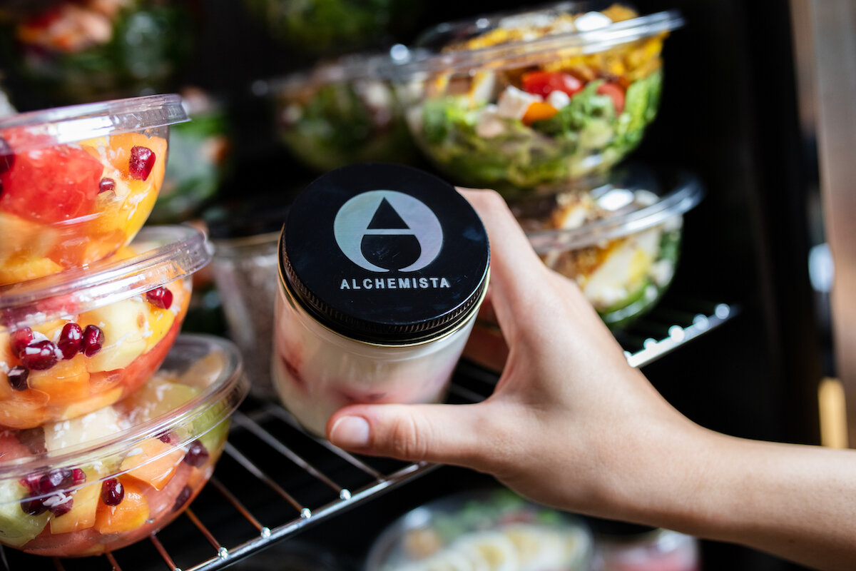Meet En Route, a new daily takeaway service from Alchemista - Mindful Meals for Busy People, Made Fresh Daily!