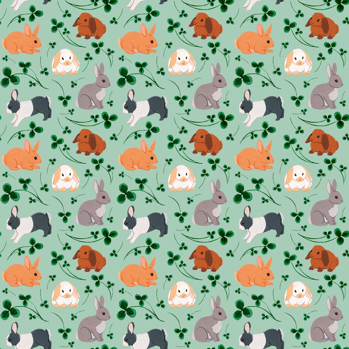 Bunny & Clover