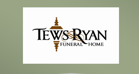 - TEWS-RYAN FUNERAL HOME18230 DIXIE HIGHWAYHOMEWOOD, IL 60430708 798 5300.