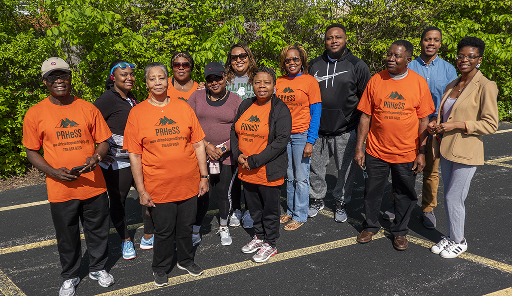 2019 Walkathon - 11th Annual 5-K walkathon was held on Saturday, May 18, 2019 St. Andrew UMC.  Dedicated volunteers made it all happen.Please consider joining or supporting our efforts to make a difference in Sierra Leone.