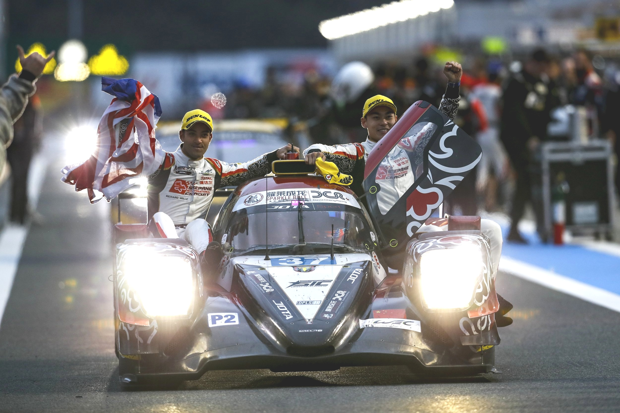 2018 - World Endurance Championship (WEC) - LMP224 Hours of LE MANS (debut) - 4th6 Hours of Silverstone - 2nd6 Hours of Fuji - 1st*First all Asian line-up in HISTORY to win in WEC