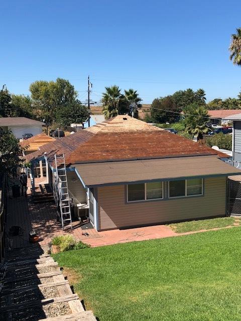 Tile roof repair, tile roof leak, roof repair, roof leak, flat roof leak, TPO membrane, flat roof coating