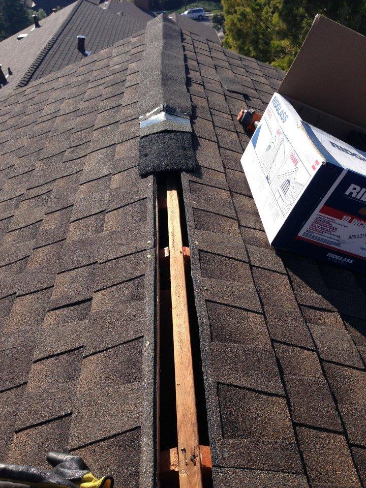 roof deck insulation, roof estimate, roof repair estimate