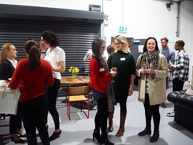 We want to support your business growth as much as we can - so whether it's an evening networking mixer or a day-time workshop, we would love to help host your event and have you be the talk of the town 👏  Enquire today to find out more.