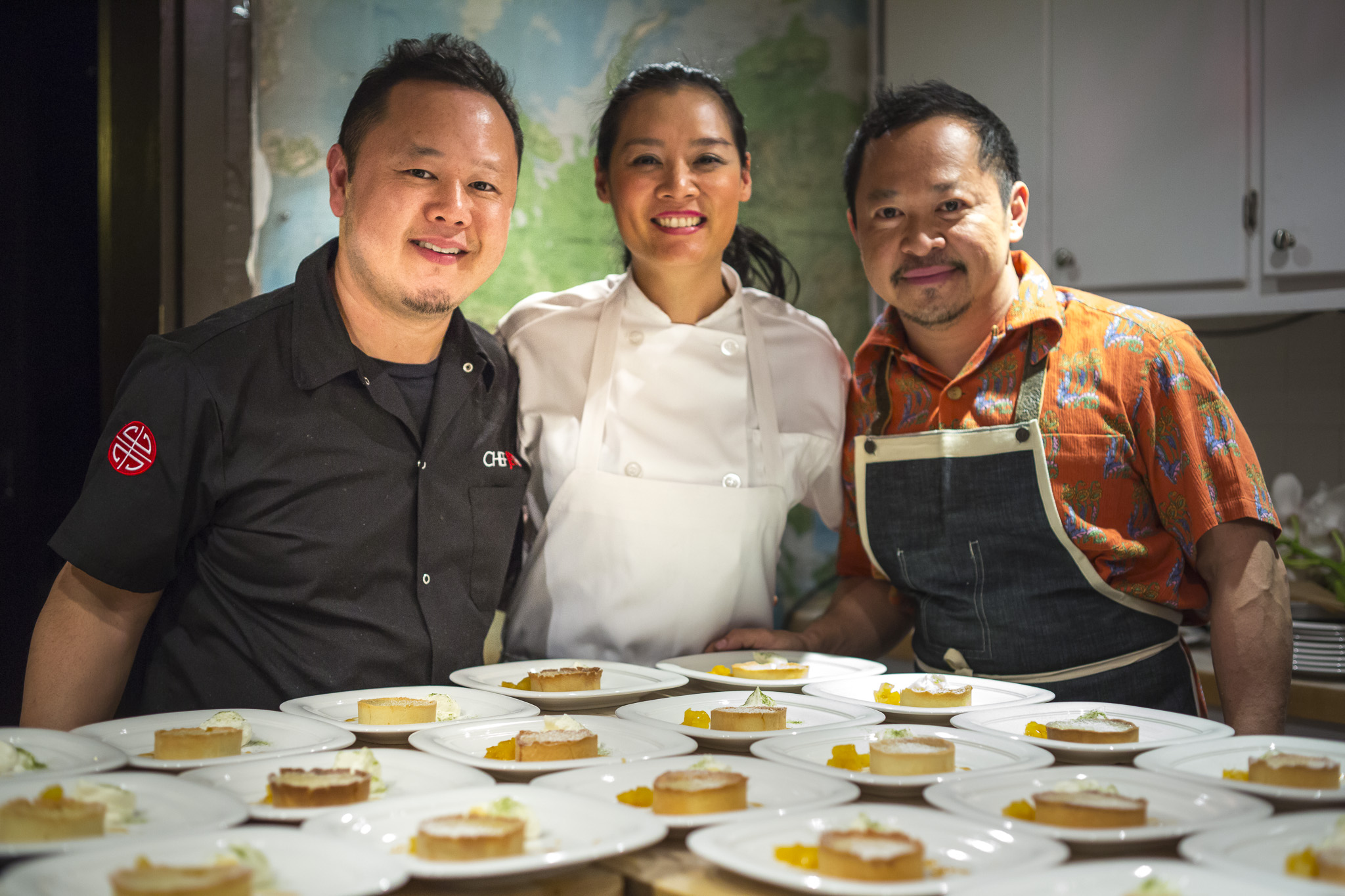 2014 THAI SONGKRAN DINNER @ JAMES BEARD HOUSE