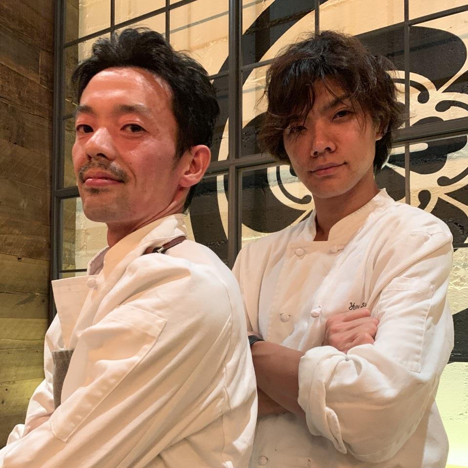 TOMOHIRO URATA & YUU SHIMANO