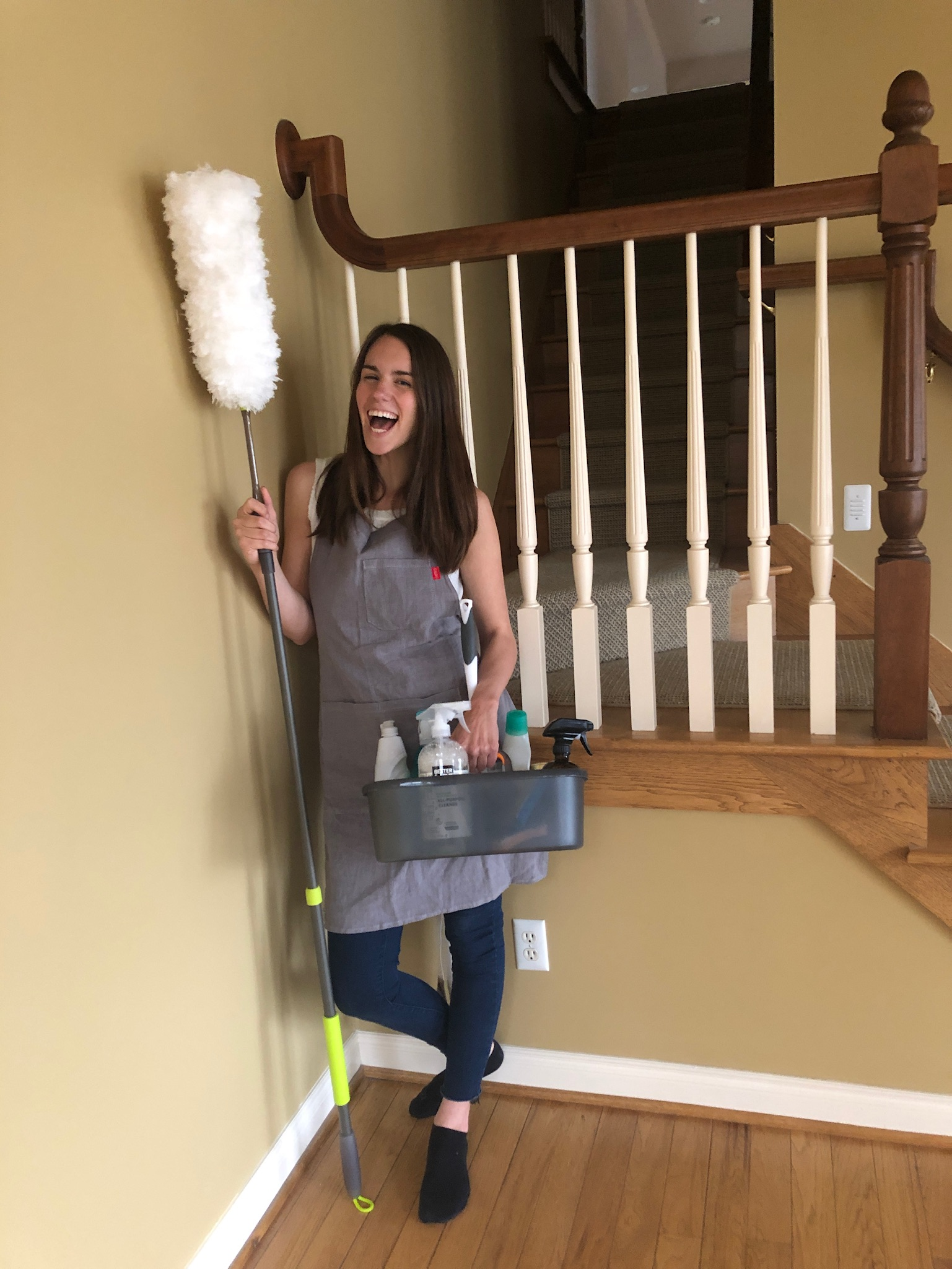 Non-Toxic House Cleaning Service Chelsea, MI