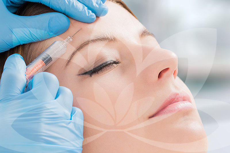 Botulinum Toxin - Botulinum Toxin is used to relax wrinkle causing muscles. It smoothes out wrinkles and lines caused from muscular movements.