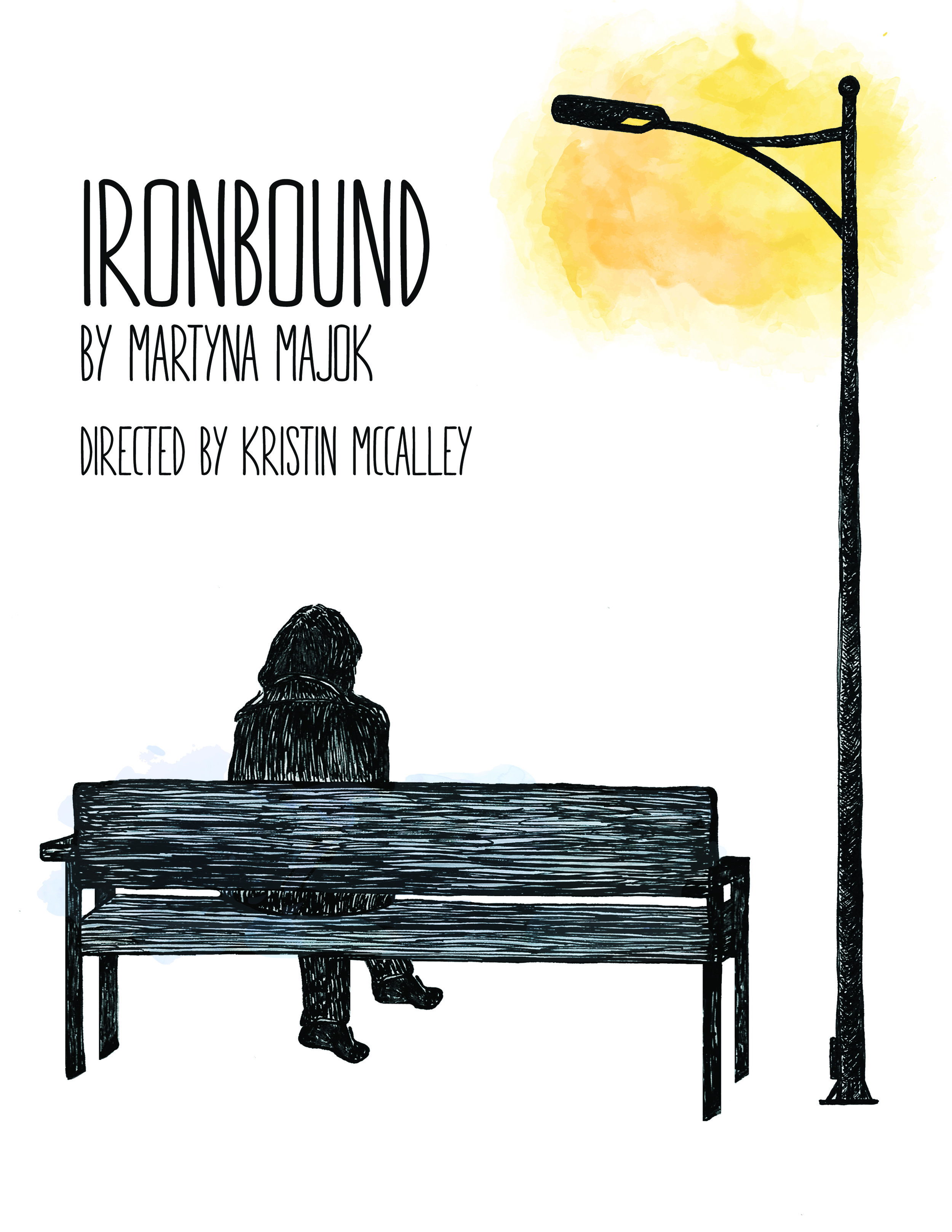 ironbound - January 26 – February 2, 2019Director: Kristin McCalleyFeaturing: Joe Mobley, Gerald Pitts, Tamara Todres, Ted Welch*Stage Manager/Intimacy Choreographer/Assistant Director: Amanda CardSound Design: Tasha FrenchCostume Design: Jessica AndersonProps: Chelsey FullerLighting and Scenic Design: Clayton Landiss*Member of Actors' Equity Association