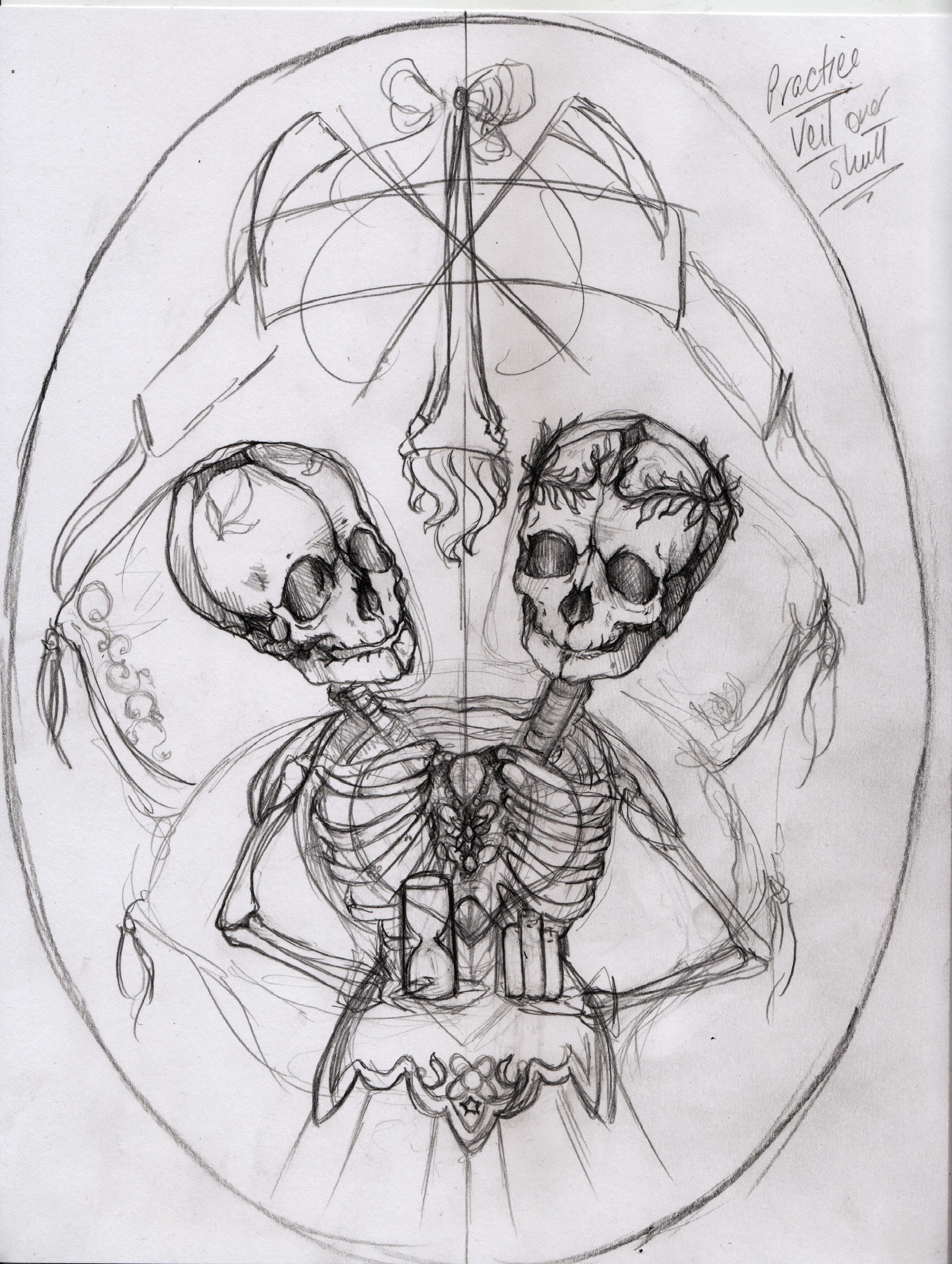 In Ictu Oculi Sketch