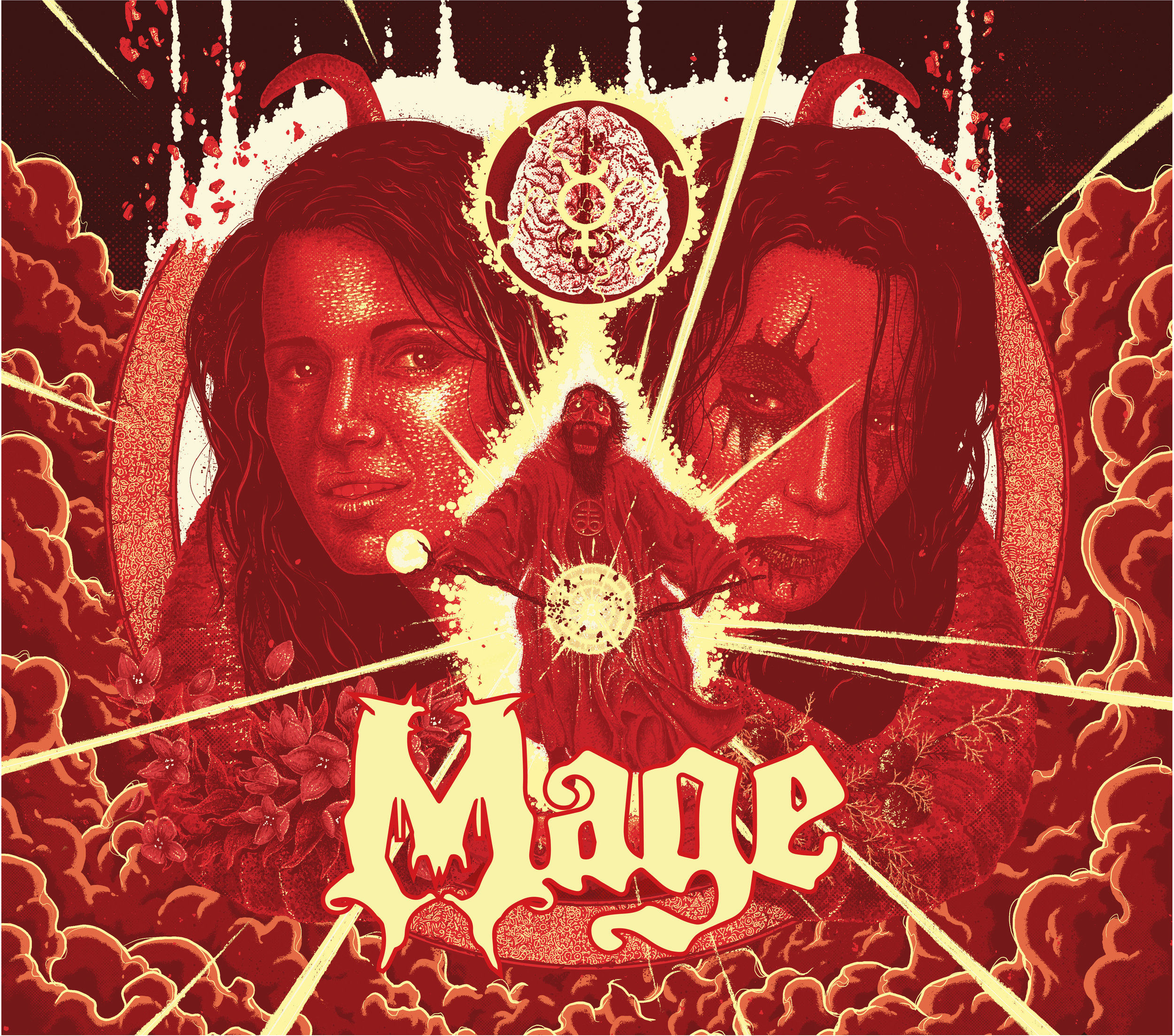 Mage Key To The Universe album cover.jpg