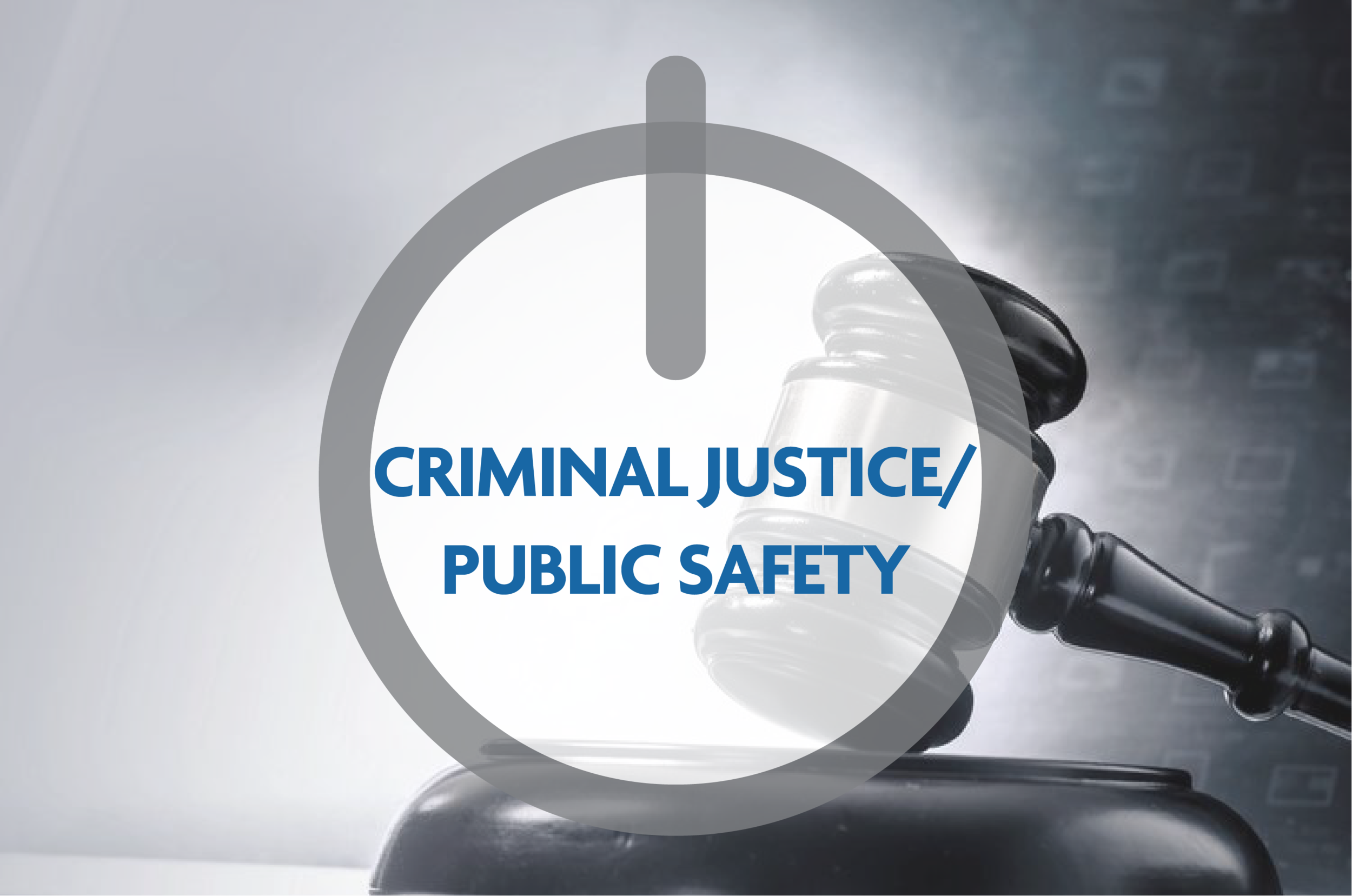 Criminal Justice/Public Safety Reform