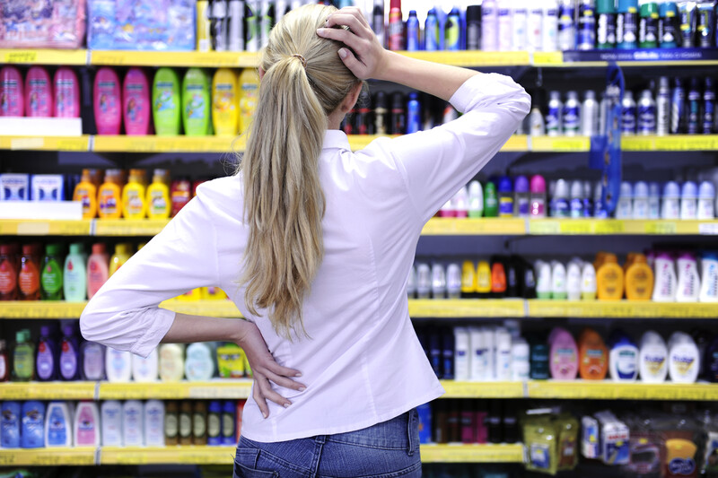 Woman shopping personal care products.jpg