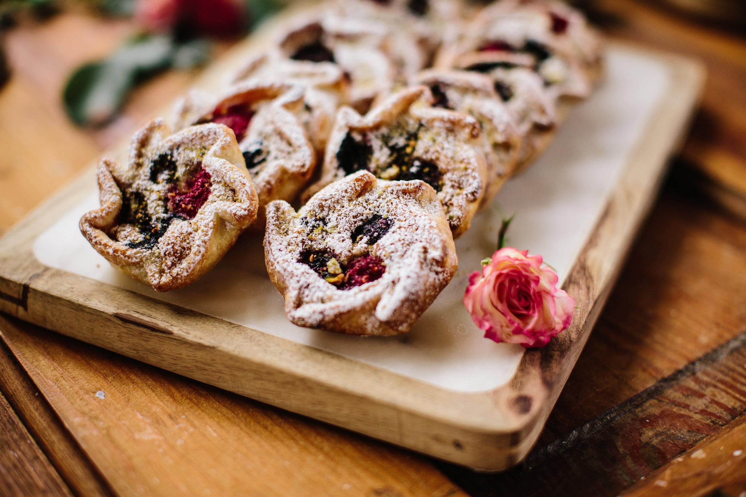 Homemade Desserts -