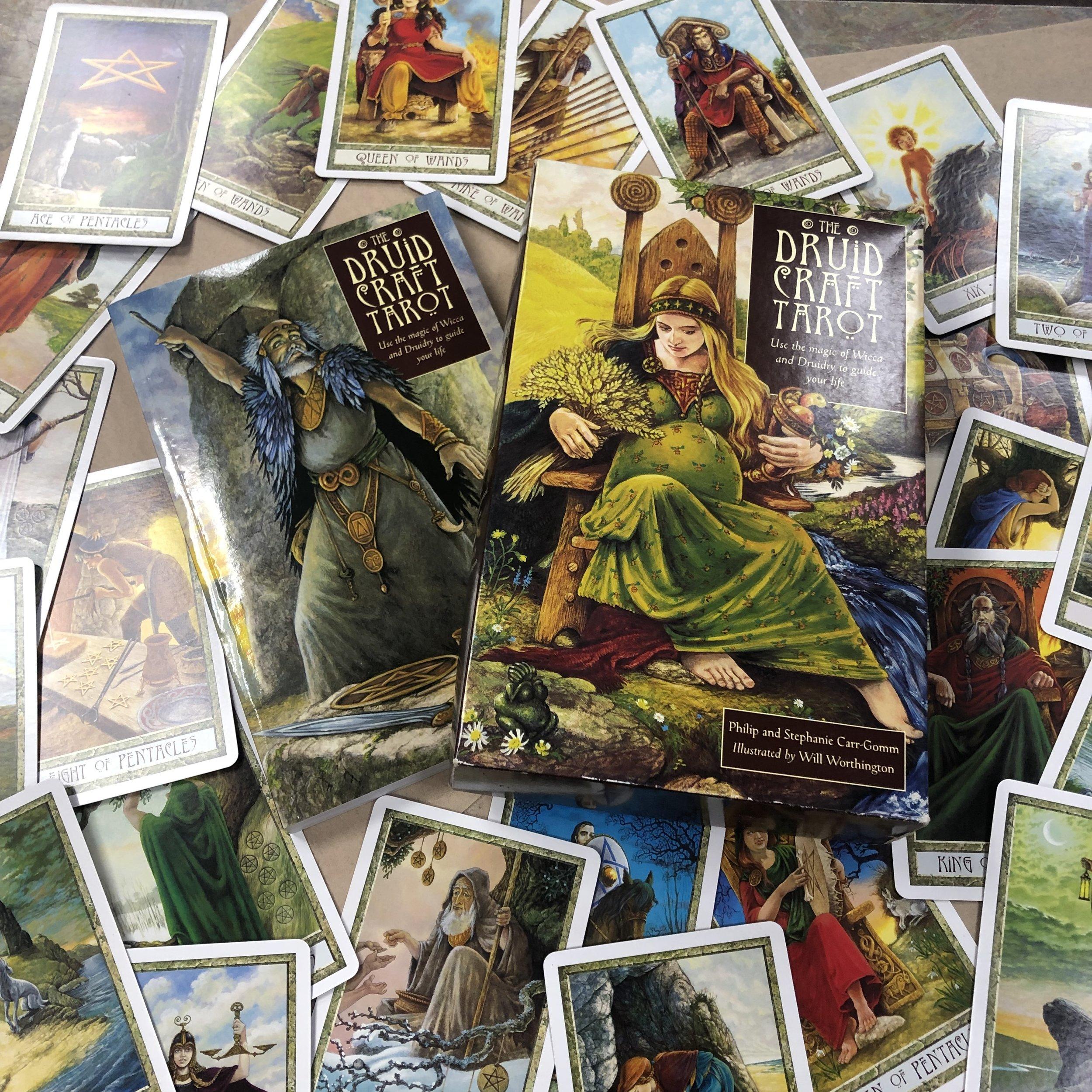 spirit dreams books decks
