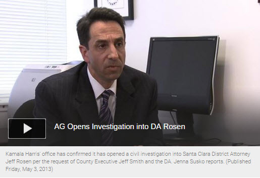 In connection with an    illegal compensation scheme    that misused public funds, the NBC Bay Area Investigative Unit    reported on    whistleblower retaliation by District Attorney Jeff Rosen