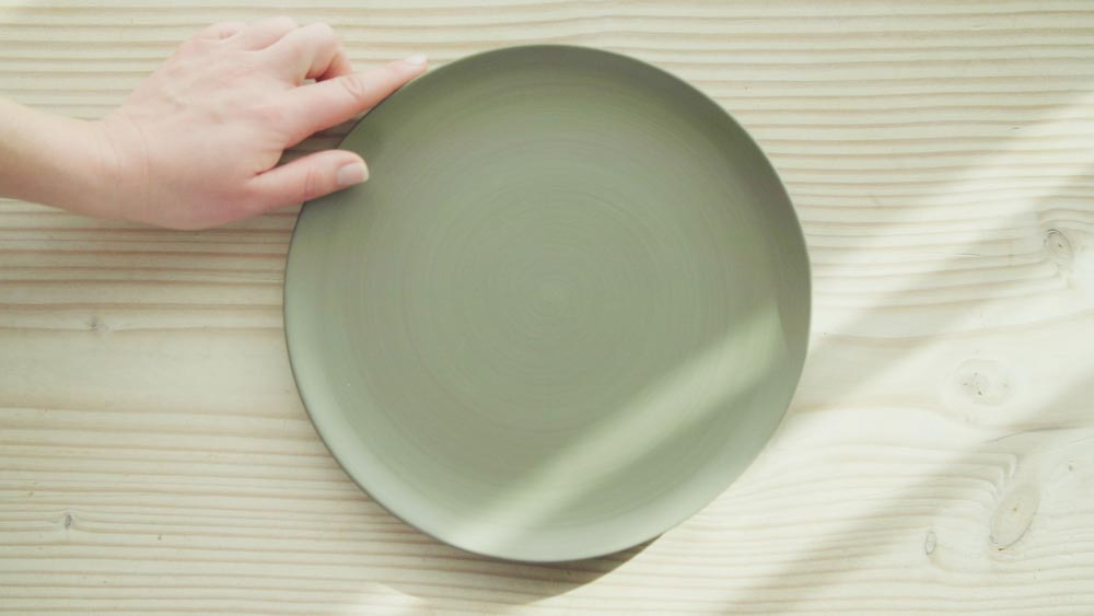 rina menardi plate luxury quality mori morimoment