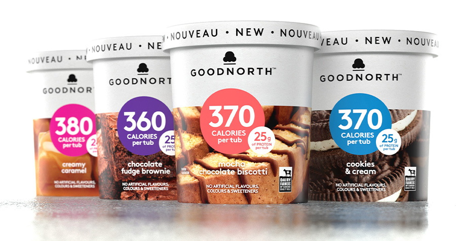 GOODNORTH: Speeding to lead the market