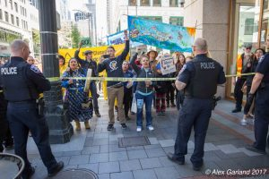 JPMorgan Chase banks shut down in Seattle Photo by Alex Garland