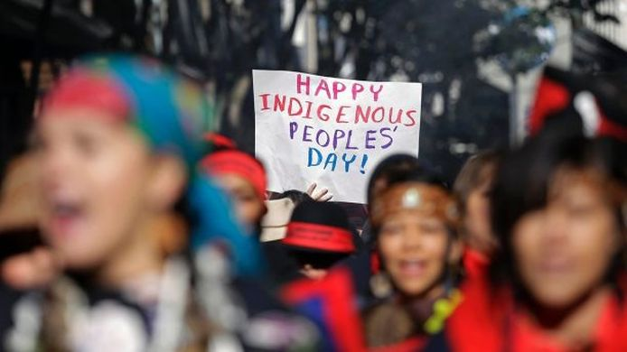 #AbolishColumbusDay #IndigenousPeoplesDay
