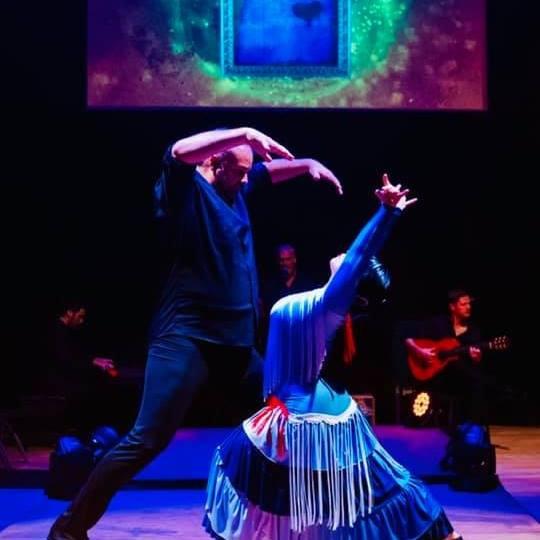 Flamenco Classes with Antonio Arrebola and Delilah Buitrón Arrebola