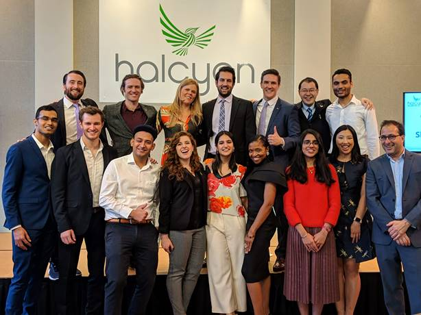 Halcyon Incubator Final Showcase